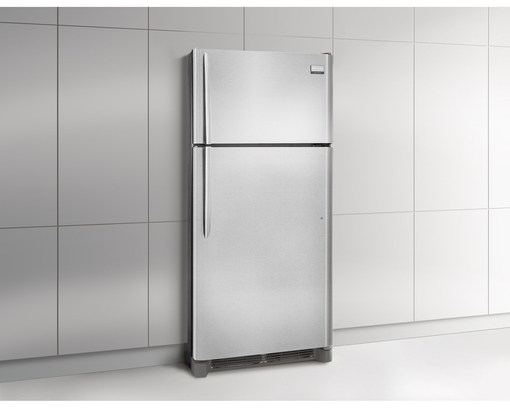 Frigidaire Gallery FGHT1846QF 18 cu. ft. Top Freezer Refrigerator - Stainless Steel