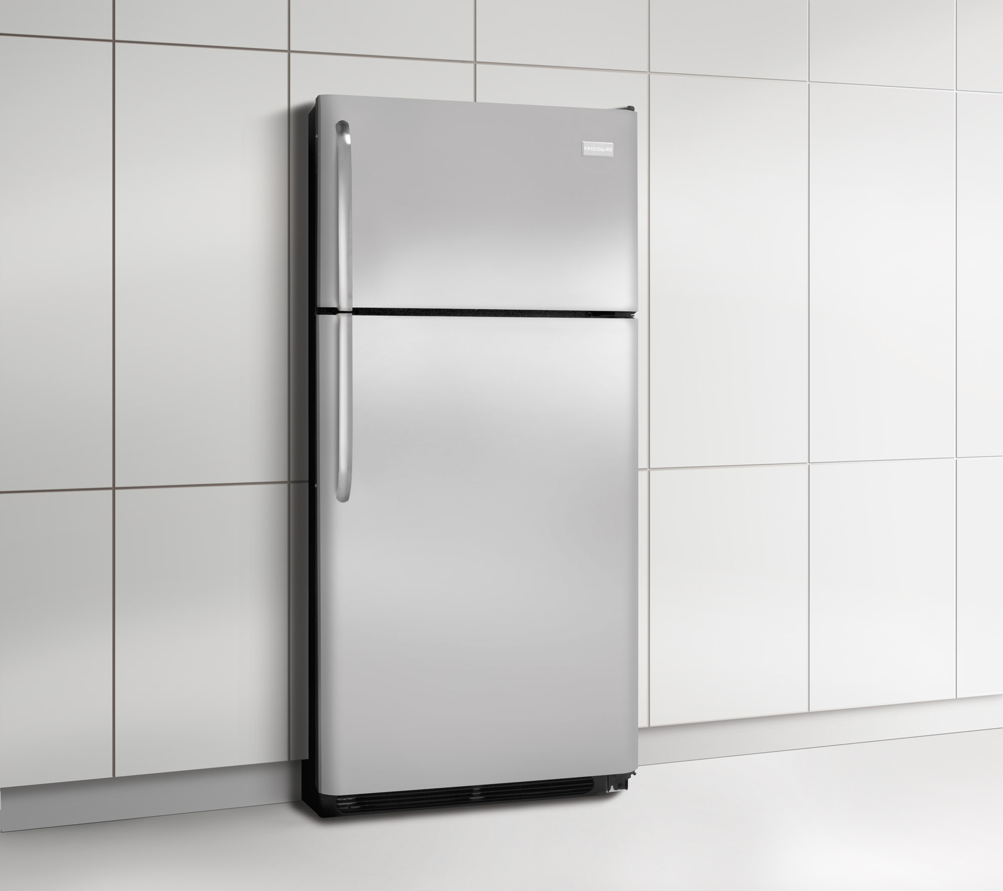 Frigidaire FFHI1831QS 18 cu. ft. Top Freezer Refrigerator - Stainless Steel
