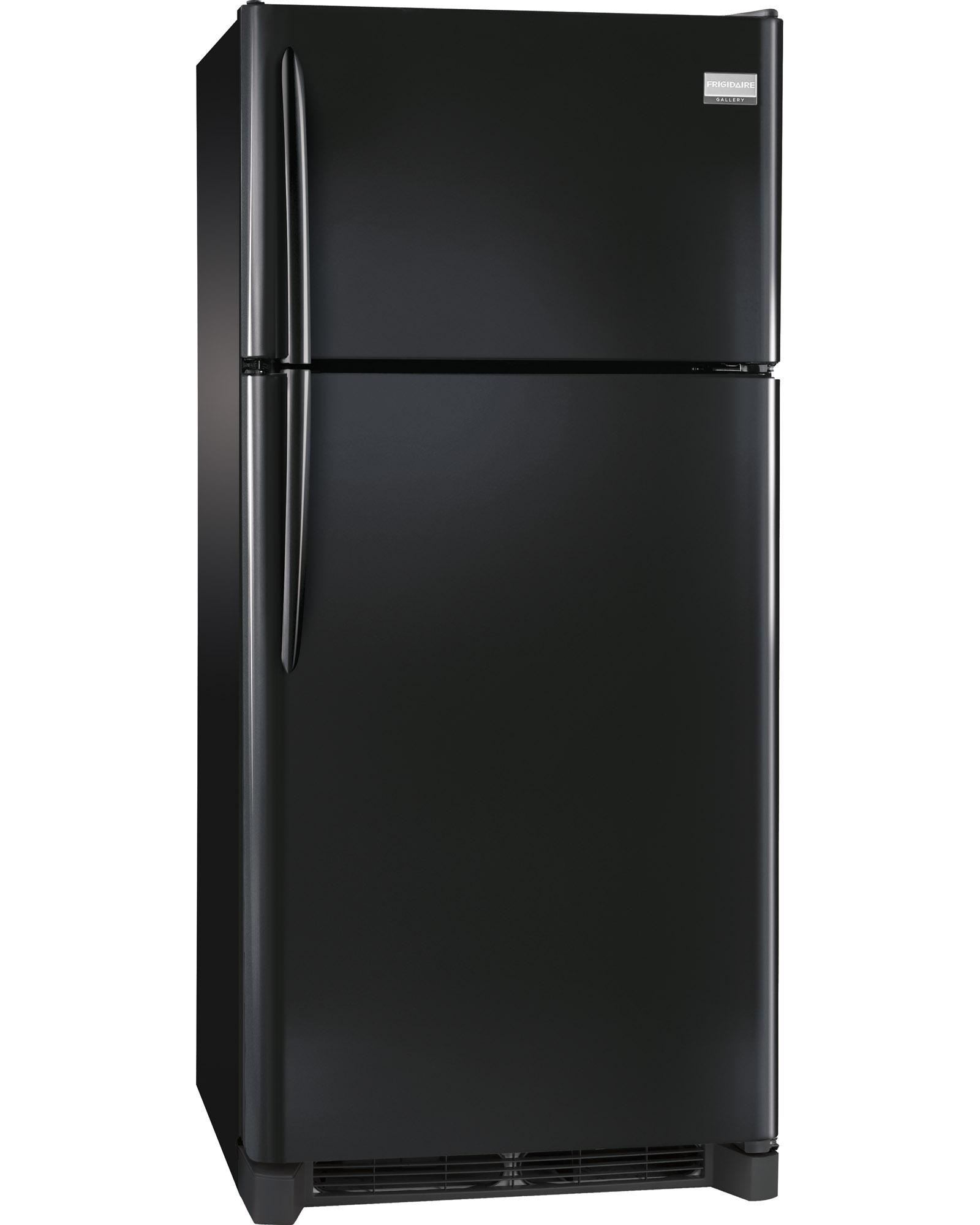 Frigidaire Gallery FGHI1864QE 18.3 cu. ft. Top Freezer Refrigerator - Black