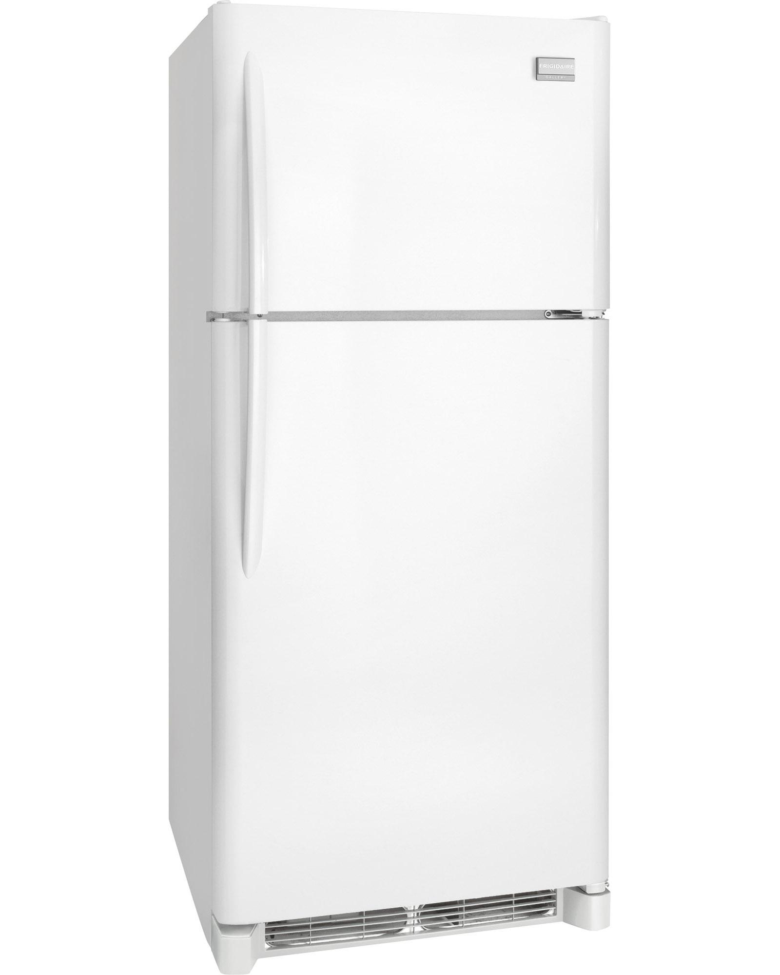 Frigidaire Gallery FGHT2046QP 20.4 cu. ft. Top Freezer Refrigerator - White