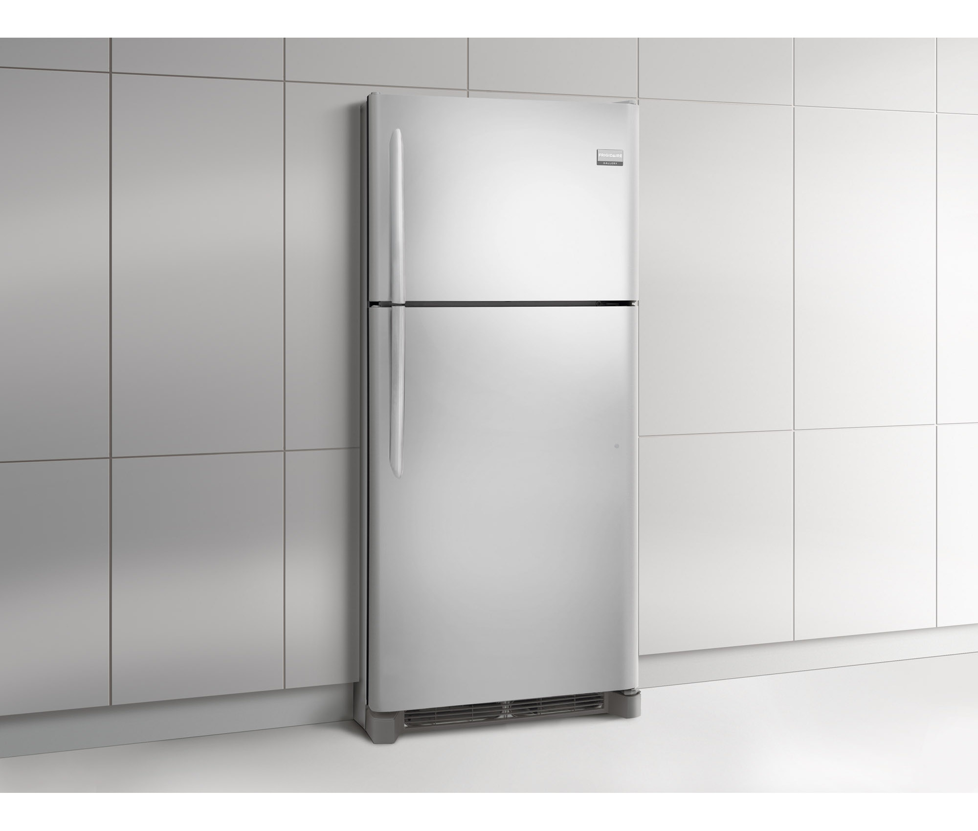 Frigidaire Gallery FGTR2044QF 20.4 cu. ft. Top Freezer Refrigerator - Stainless Steel