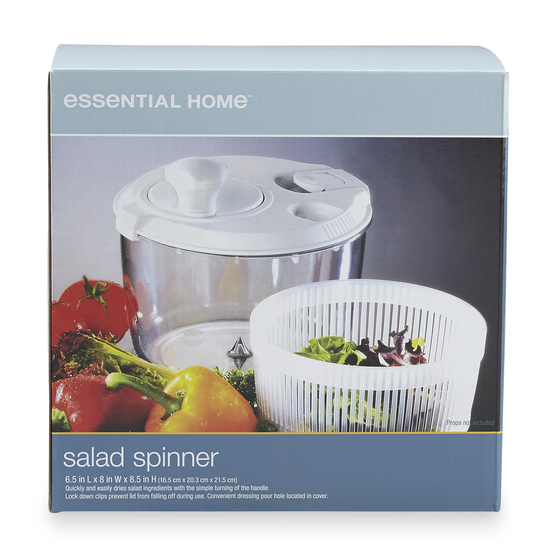 Essential Home Salad Spinner