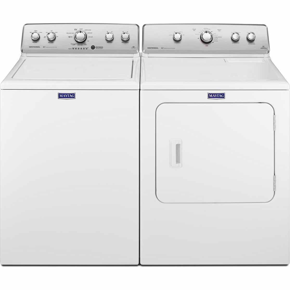 Maytag MEDC555DW 7.0 cu. ft. Centennial® Electric Dryer - White