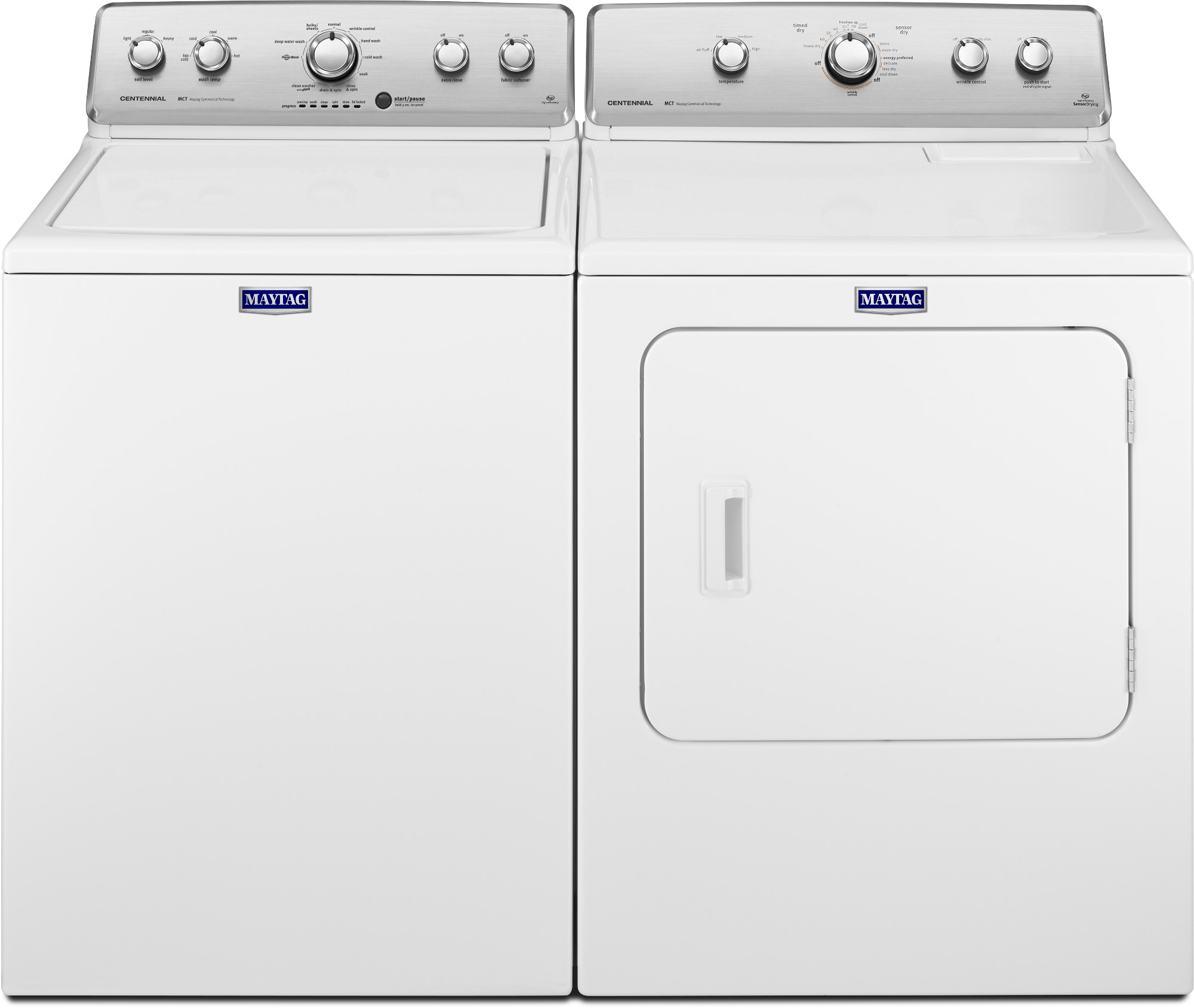 Maytag MVWC555DW 4.3 cu. ft. Centennial® Top Load Washer - White