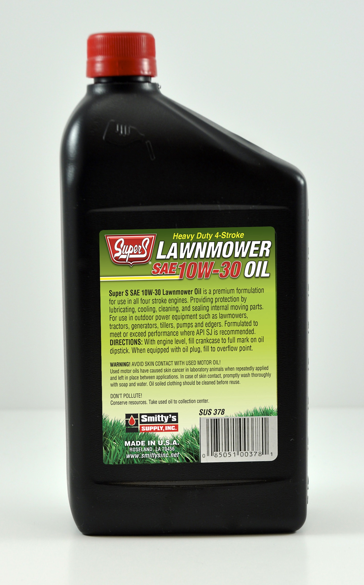 Super S 32 oz. 10W30 Lawnmower Oil