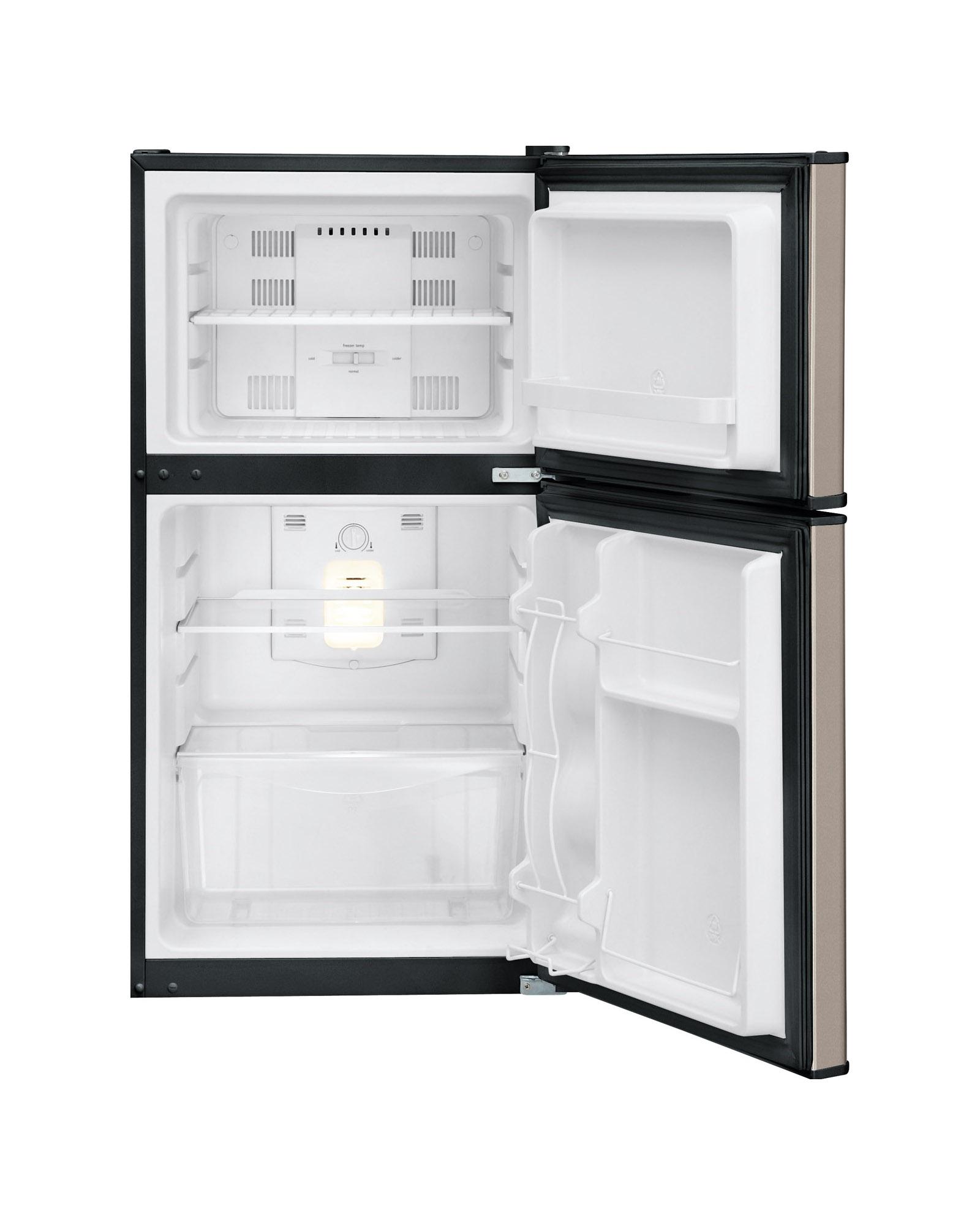 Frigidaire FFPS4533QM 4.5 cu. ft. Compact Refrigerator - Silver Mist