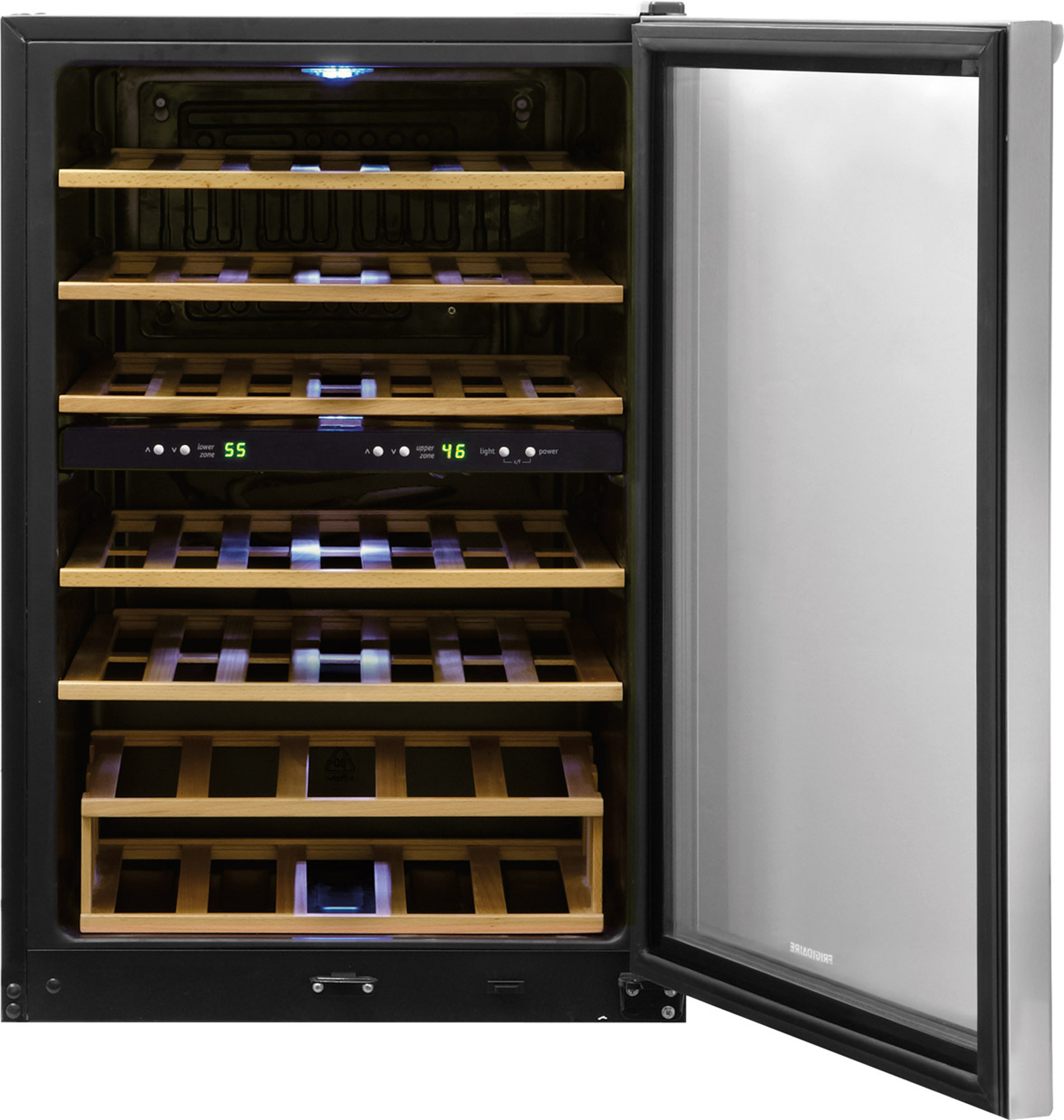Frigidaire FFWC3822QS 4.4 cu. ft. Wine Cooler - Stainless Steel FFWC3822QS
