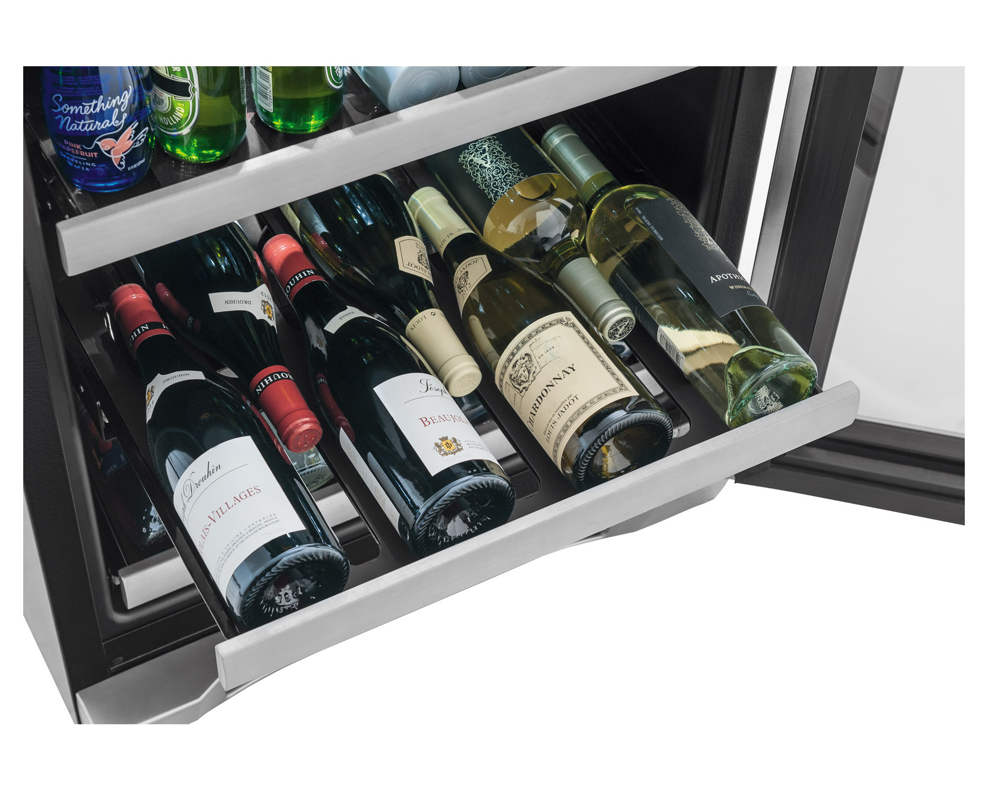 Electrolux EI24BC10QS 5.43 cu. ft. Right Hinge Beverage Center - Stainless Steel