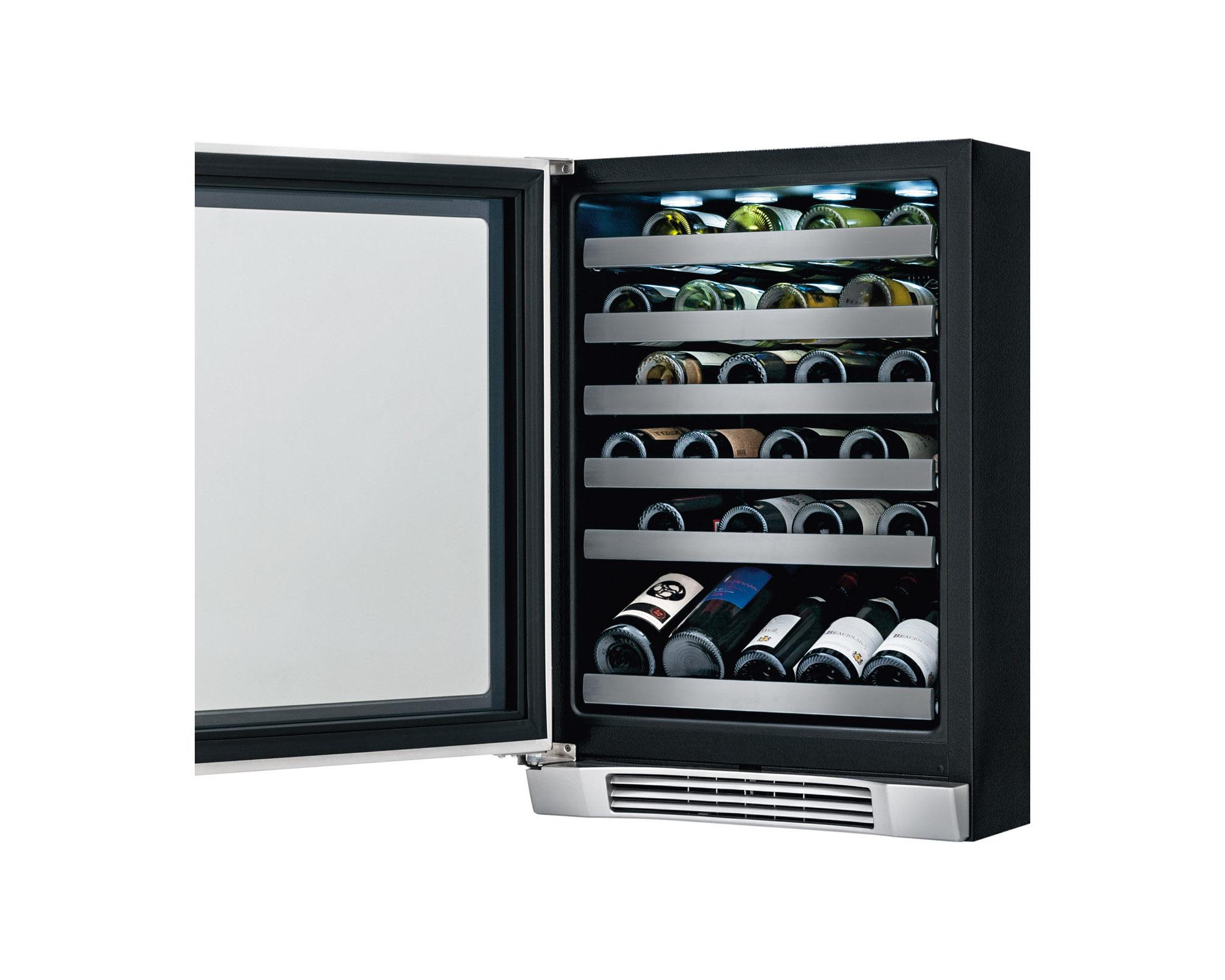 Electrolux EI24WL10QS 4.9 cu. ft. Left Hinge Wine Cooler - Stainless Steel