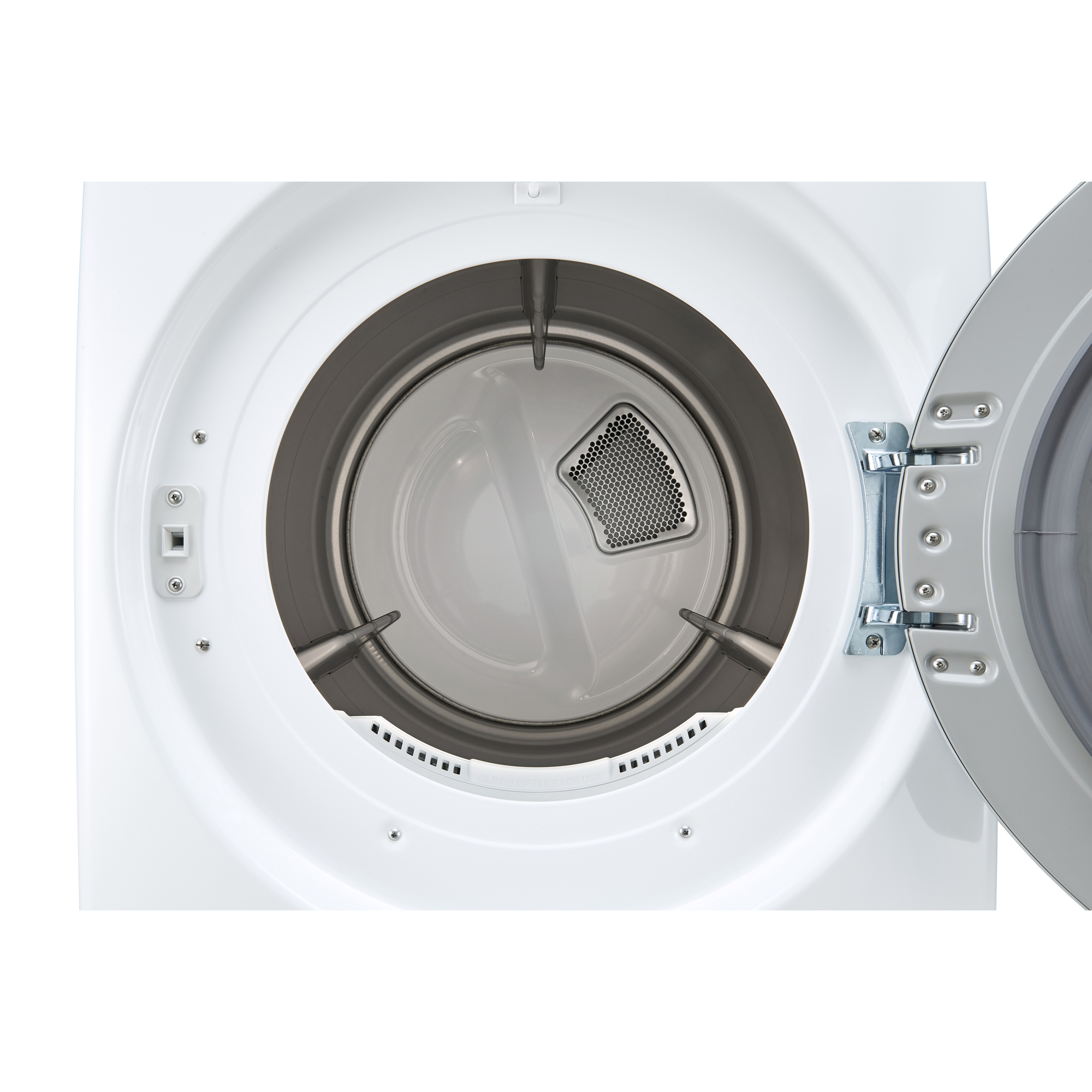 LG DLG3171W 7.4 cu. ft. Capacity Dryer w/ NFC Tag On Technology – White