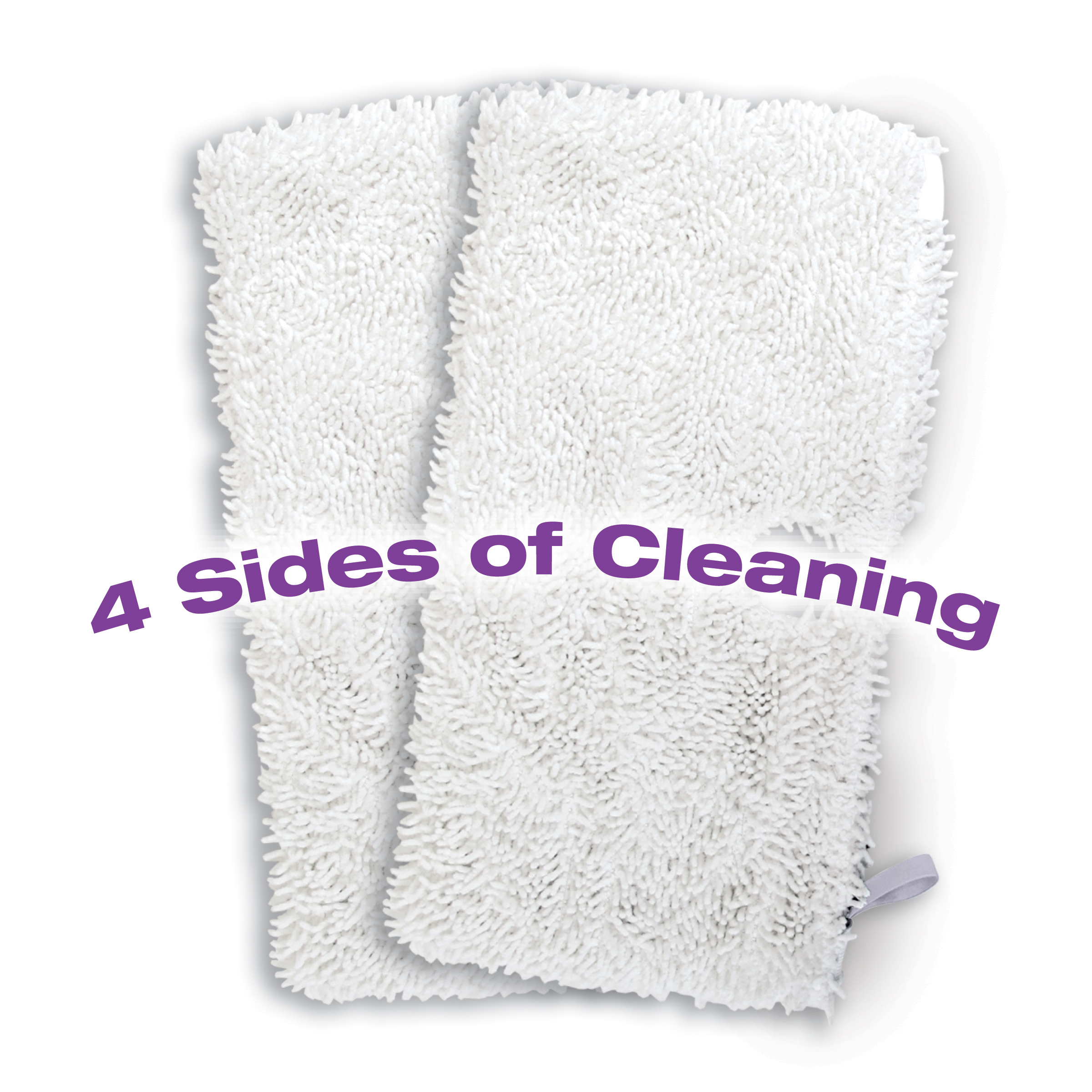Shark Cleaning Pads for Steam Pocket® Mop, 2 Pack
