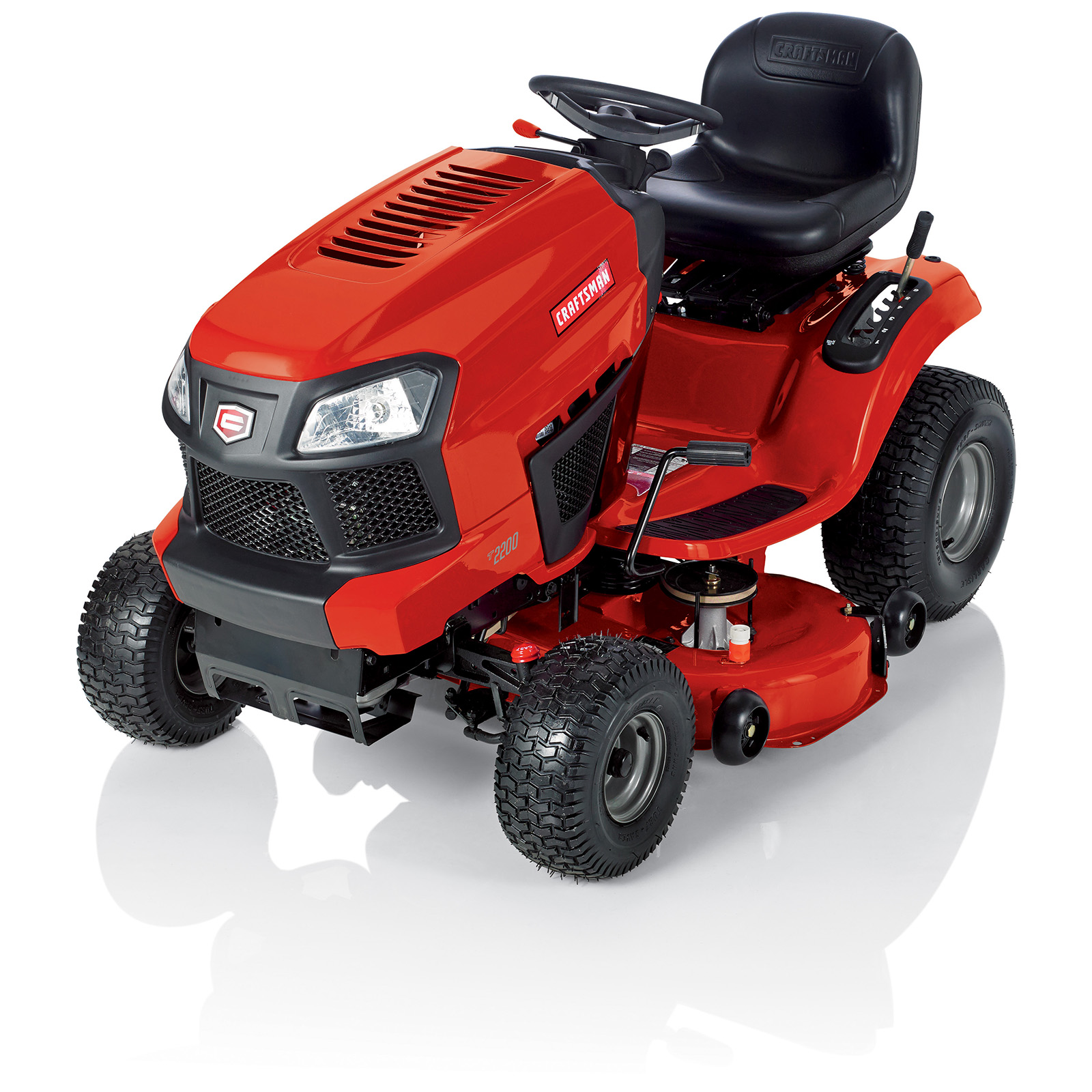 Craftsman 19HP 42 in. Turn Tight® Automatic Riding Mower