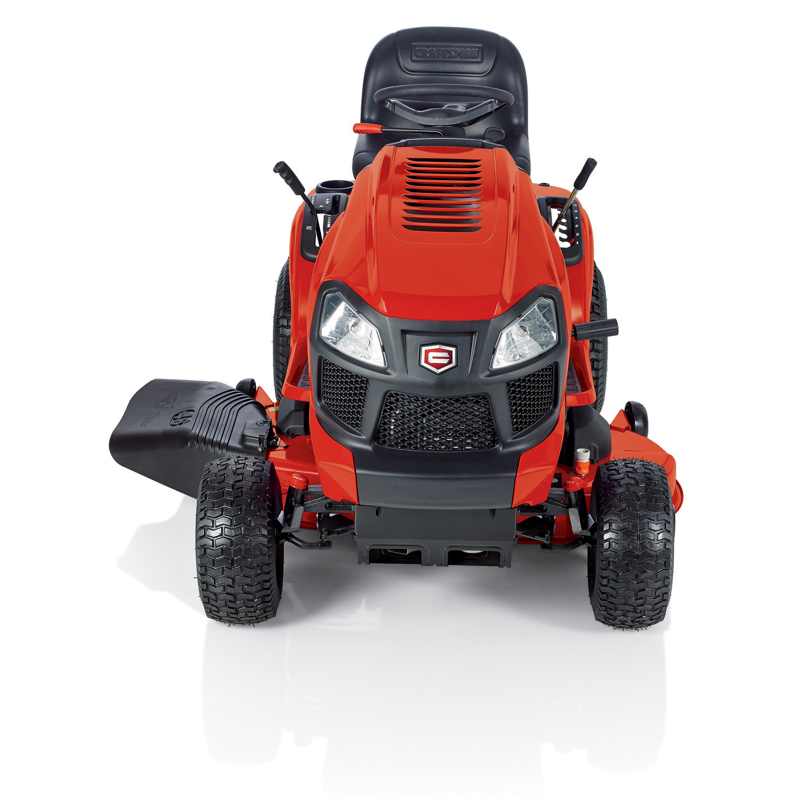 Craftsman 19HP 46 in. Turn Tight® Automatic Riding Mower