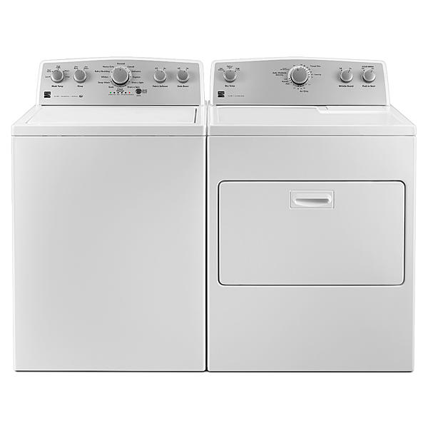 Kenmore 65132 7.0 Cu. Ft. Electric Dryer W/ SmartDry Plus
