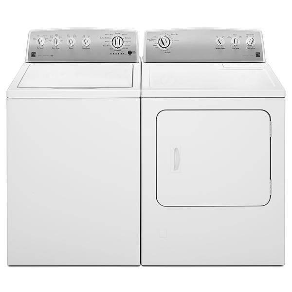 Kenmore 62342 7.0 Cu. Ft. Electric Dryer - White