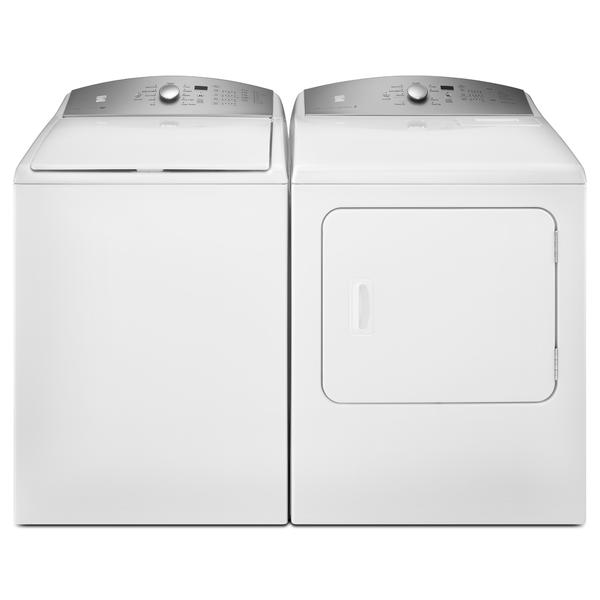 Kenmore 66132 7.0 Cu. Ft. Electric Dryer - White