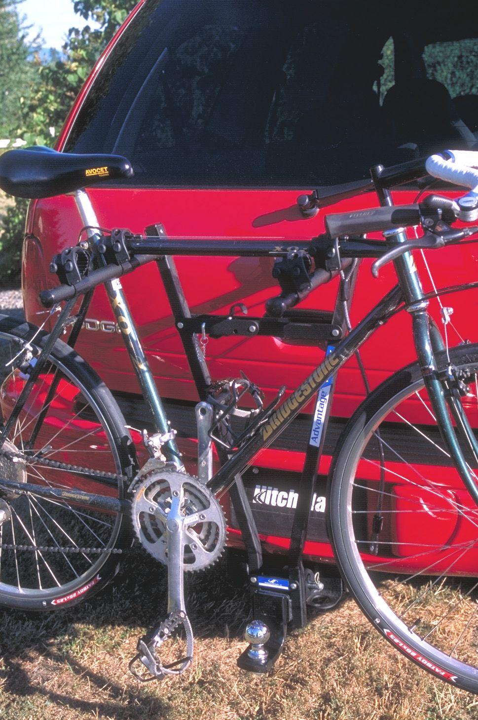 Advantage SportsRack Advantage V-Rack Fold-up 2 Bike Carrier