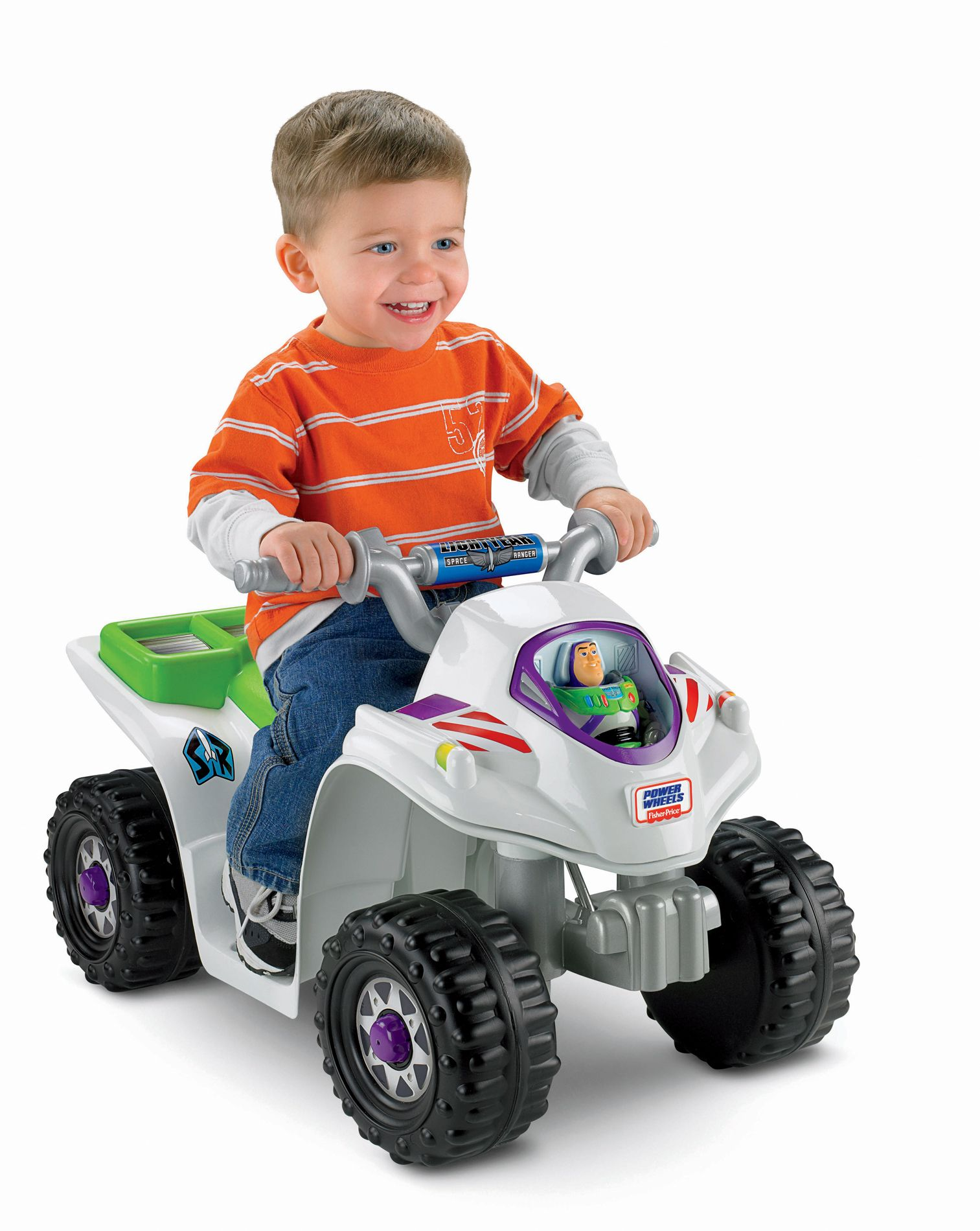 Power Wheels Power Wheels Toy Story Lil Quad