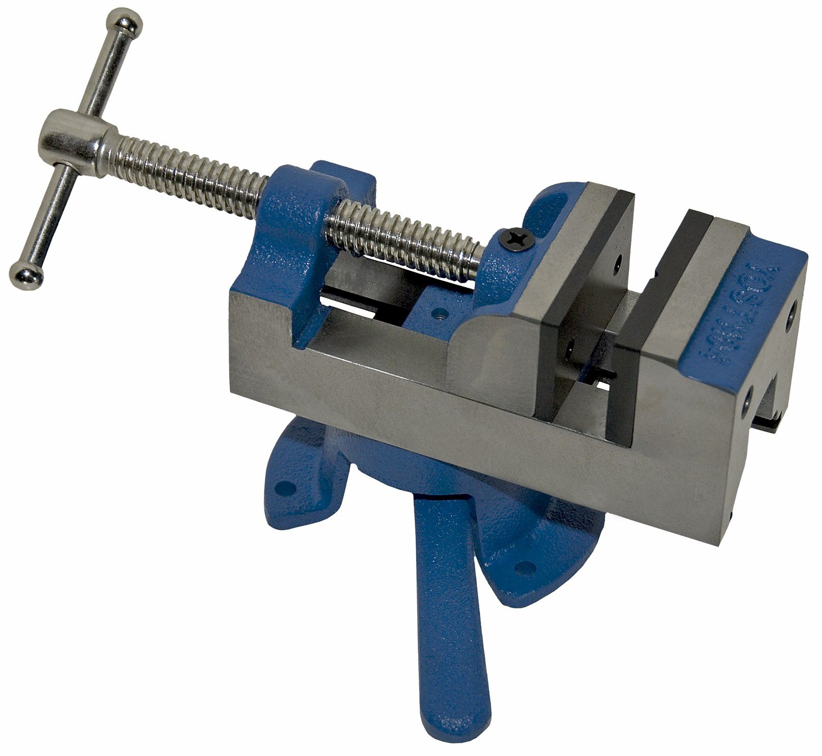 "Yost 1104 - 2-1/2"" Drill Press Vise with Removable Base"