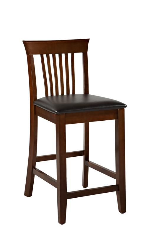 Linon Triena Collection Craftsman Cntr Stool