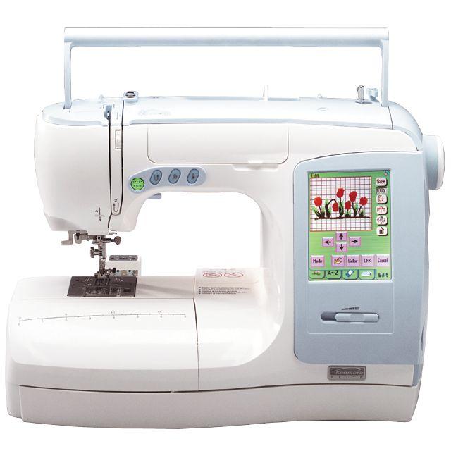 kenmore elite sewing machine parts