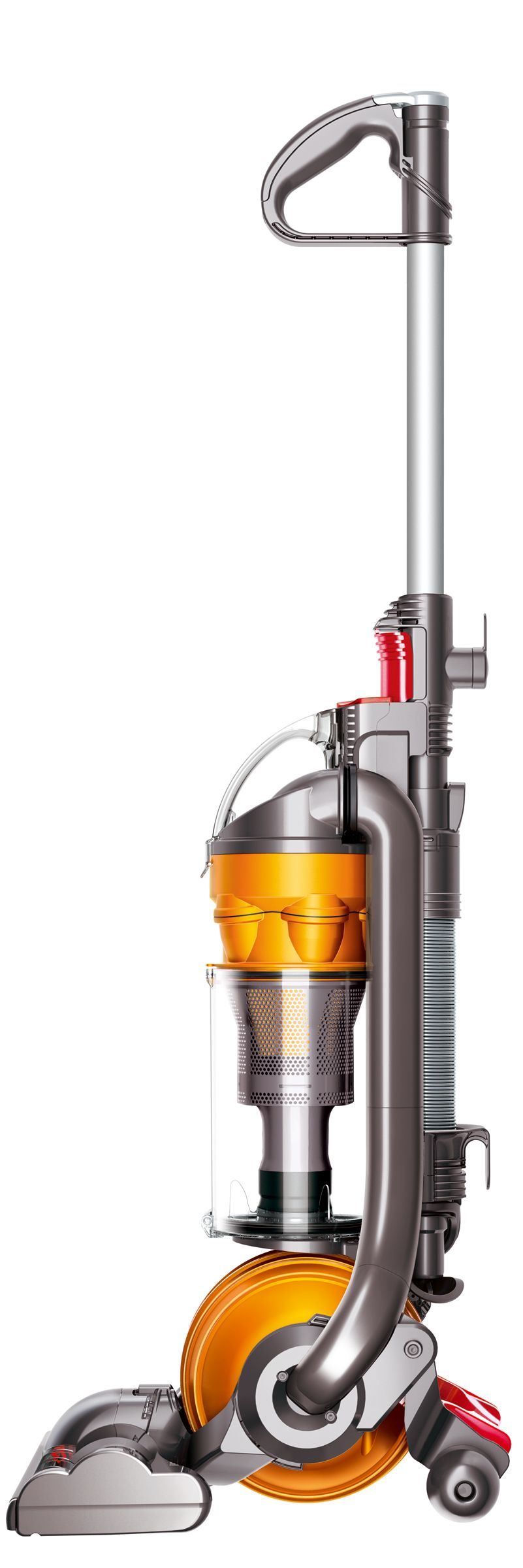 Dyson DC24 Multi-Floor Ultra Lightweight Ball Bagless Upright Vacuum Cleaner