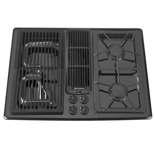 "Jenn-Air 30"" Gas Downdraft Cooktop w/ Grill"
