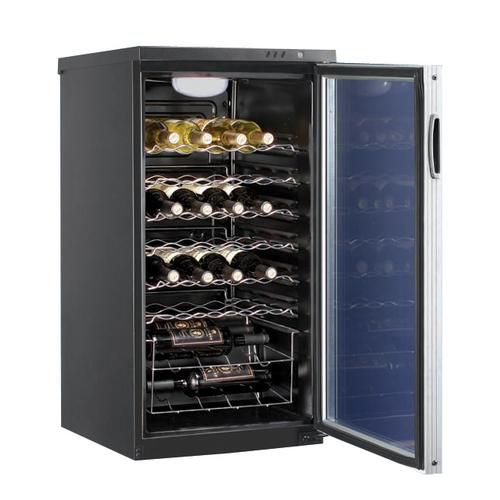 Kenmore Freestanding Wine Cellar with Security Lock