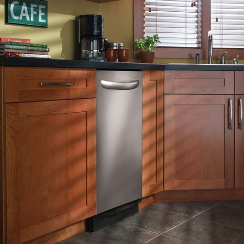 Kenmore Elite 1/3 hp Trash Compactor - Stainless Steel