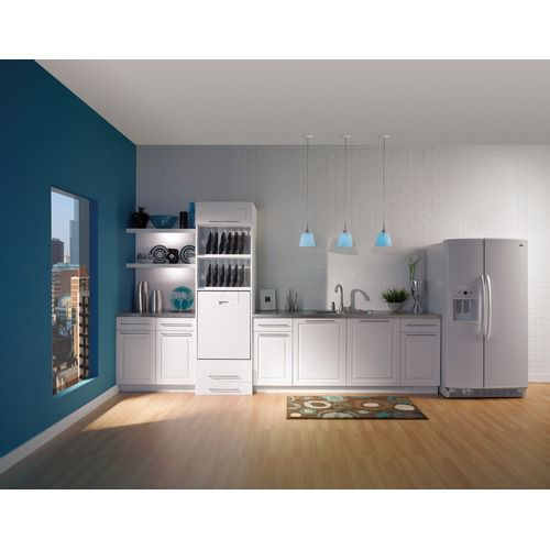 Kenmore Elite 24 in. Built-In Dishwasher with TurboZone™ with Rotating Spray Jets