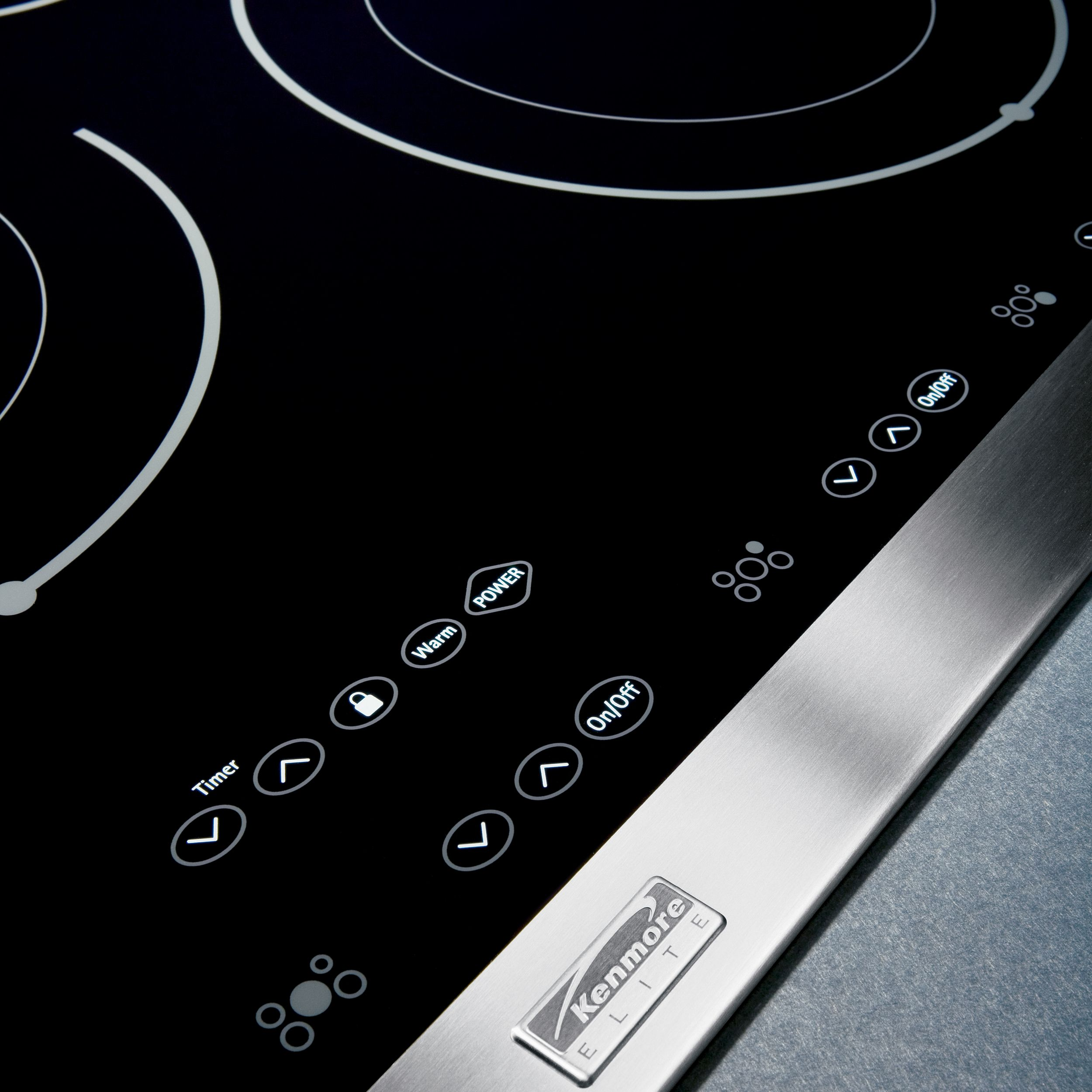 "Kenmore Elite 36"" Electric Induction Cooktop 4290"