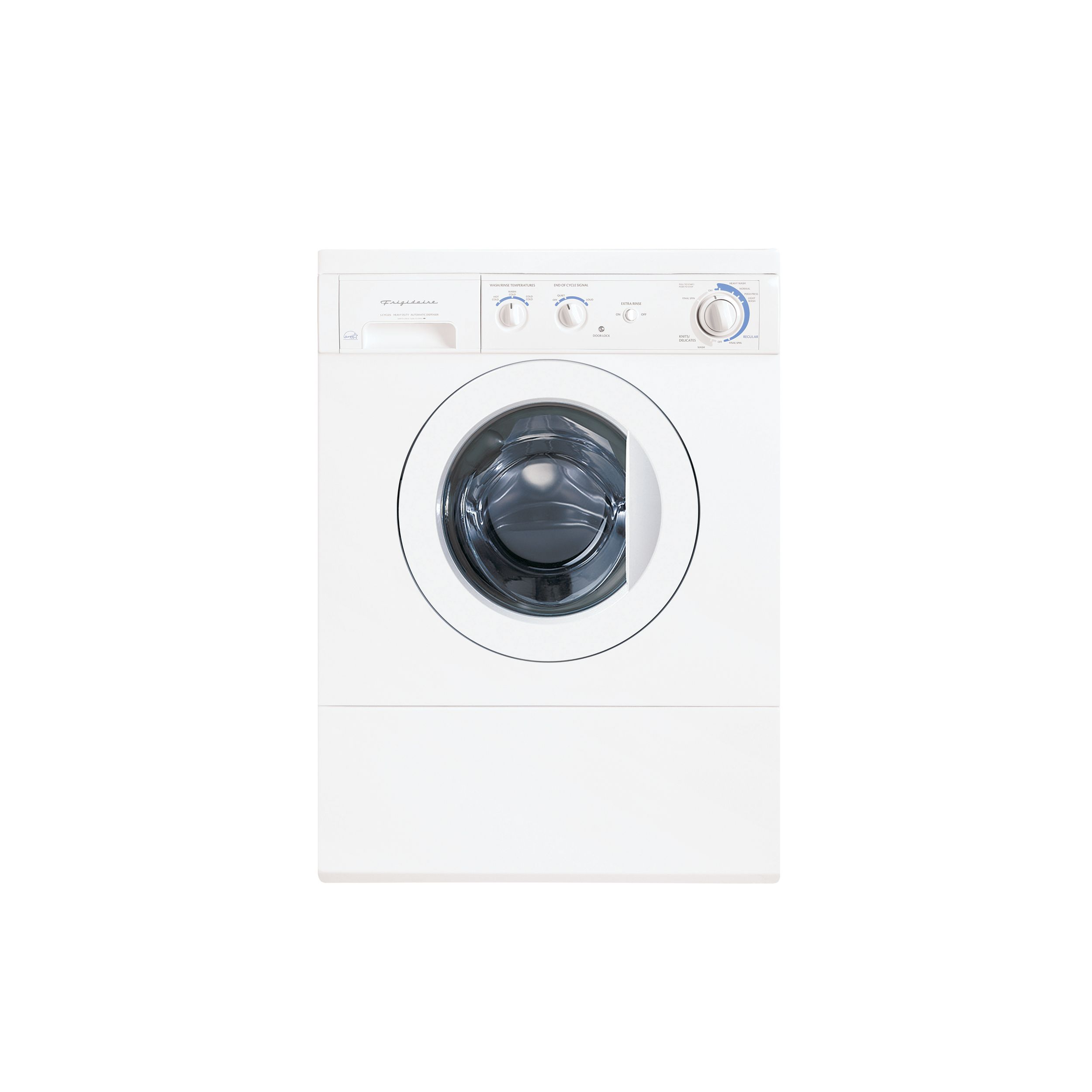Frigidaire HE 2.7 cu. ft. Front-Load Extra Large Capacity Washing Machine -FTF530F