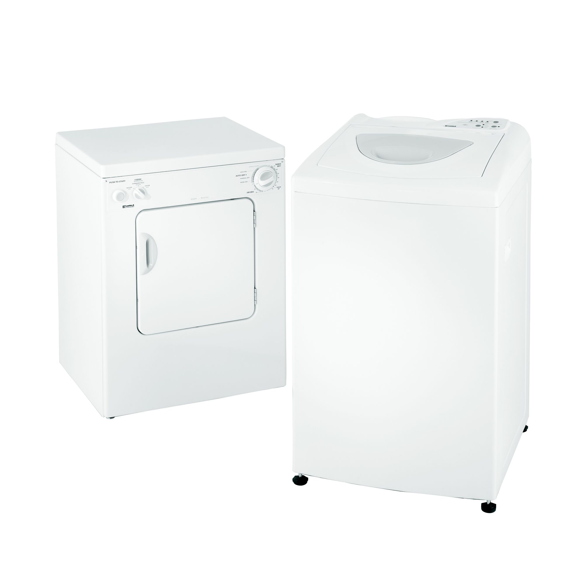 Kenmore 84182 3.4 cu. ft. Compact Stackable Dryer - White