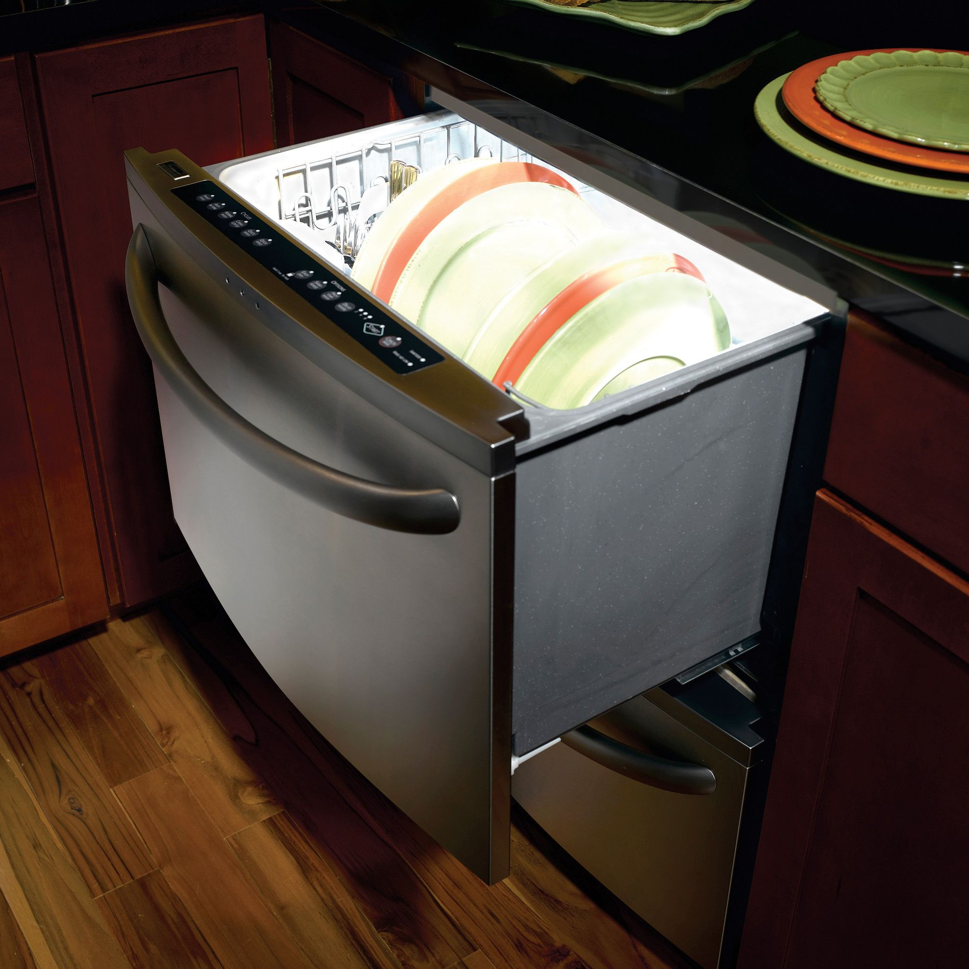 Kenmore Elite 24 in. Double Drawer Dishwasher w/ Ultra Wash® System