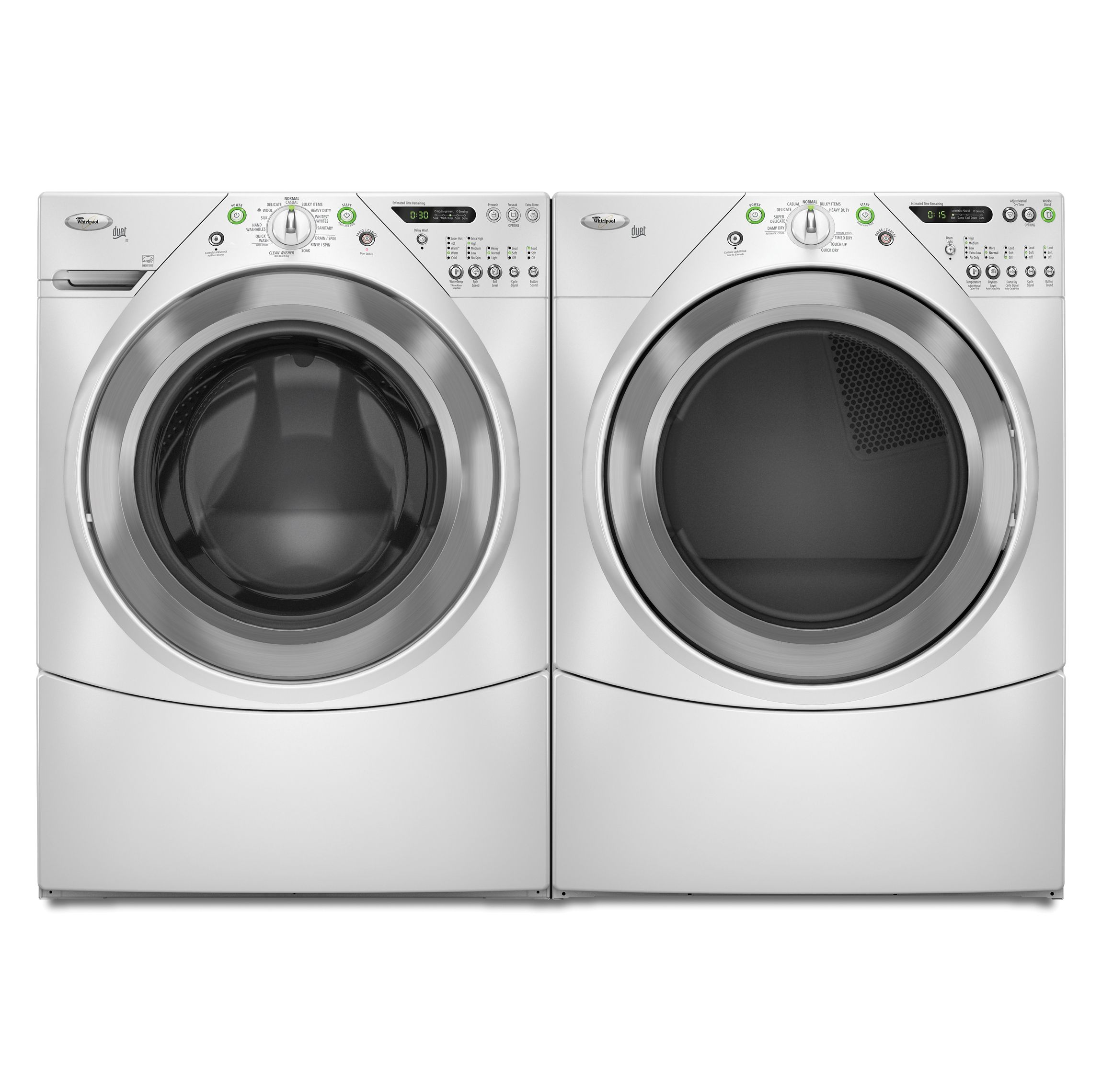 Whirlpool Duet HT® 3.5 DOE cu. ft. Ultra Capacity Plus Front-Load Washer