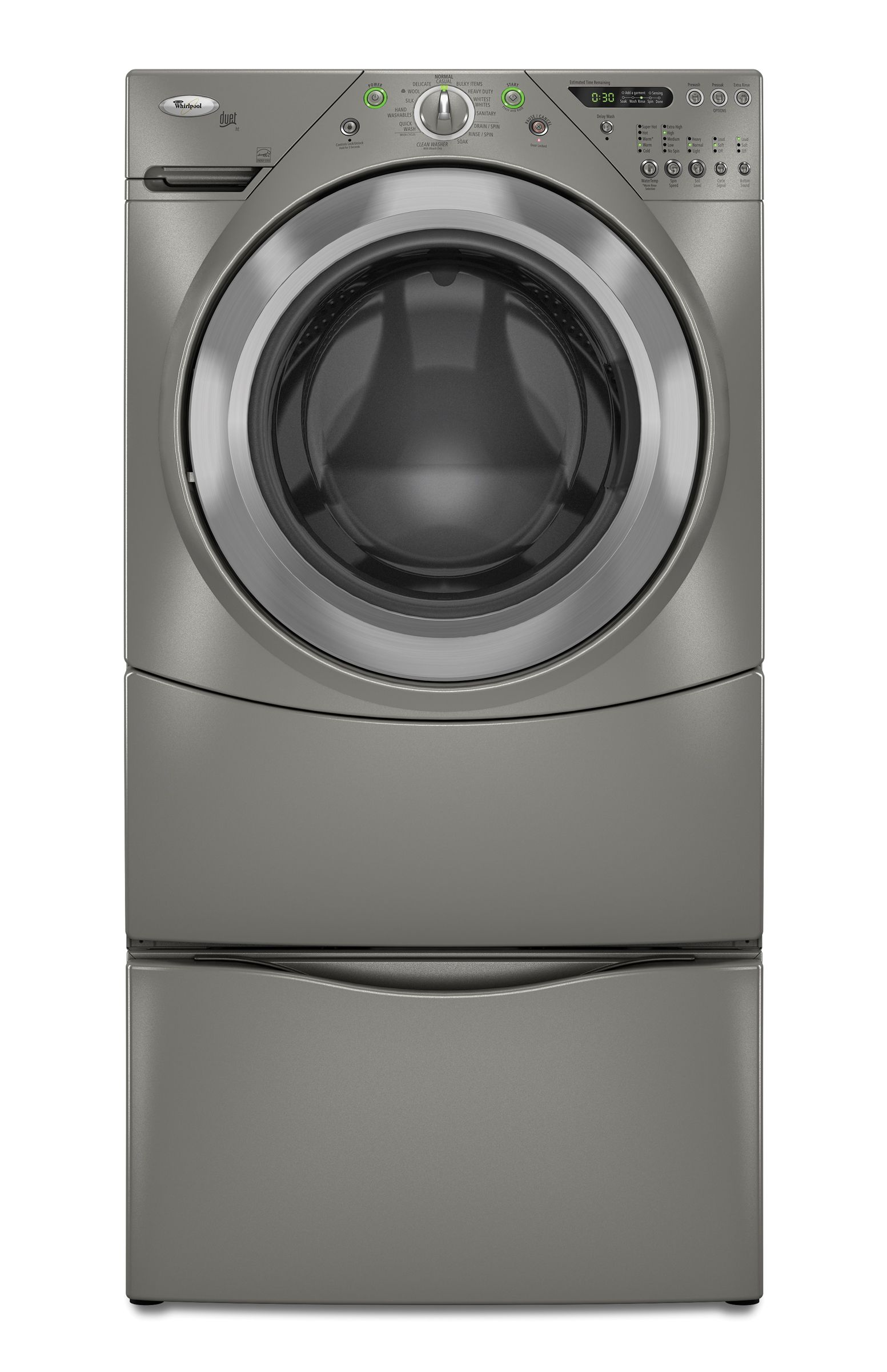Whirlpool Duet HT® 4.0 I.E.C. cu. ft. Ultra Capacity Plus Front-Load Washer