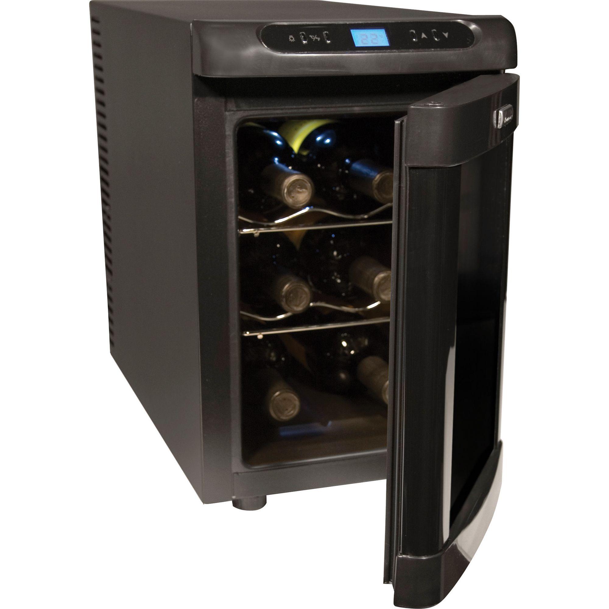 Kenmore 6 Bottle Wine Cellar