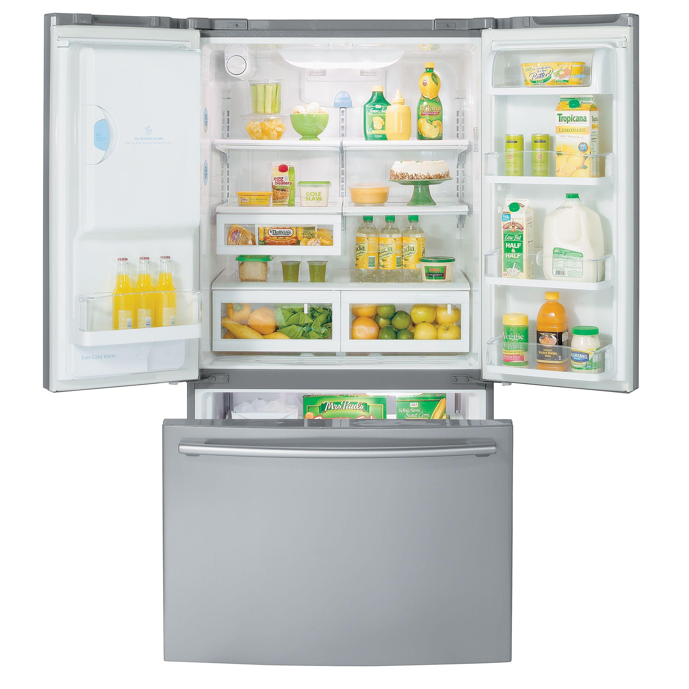 LG 24.7 cu. ft. Bottom Freezer Refrigerator