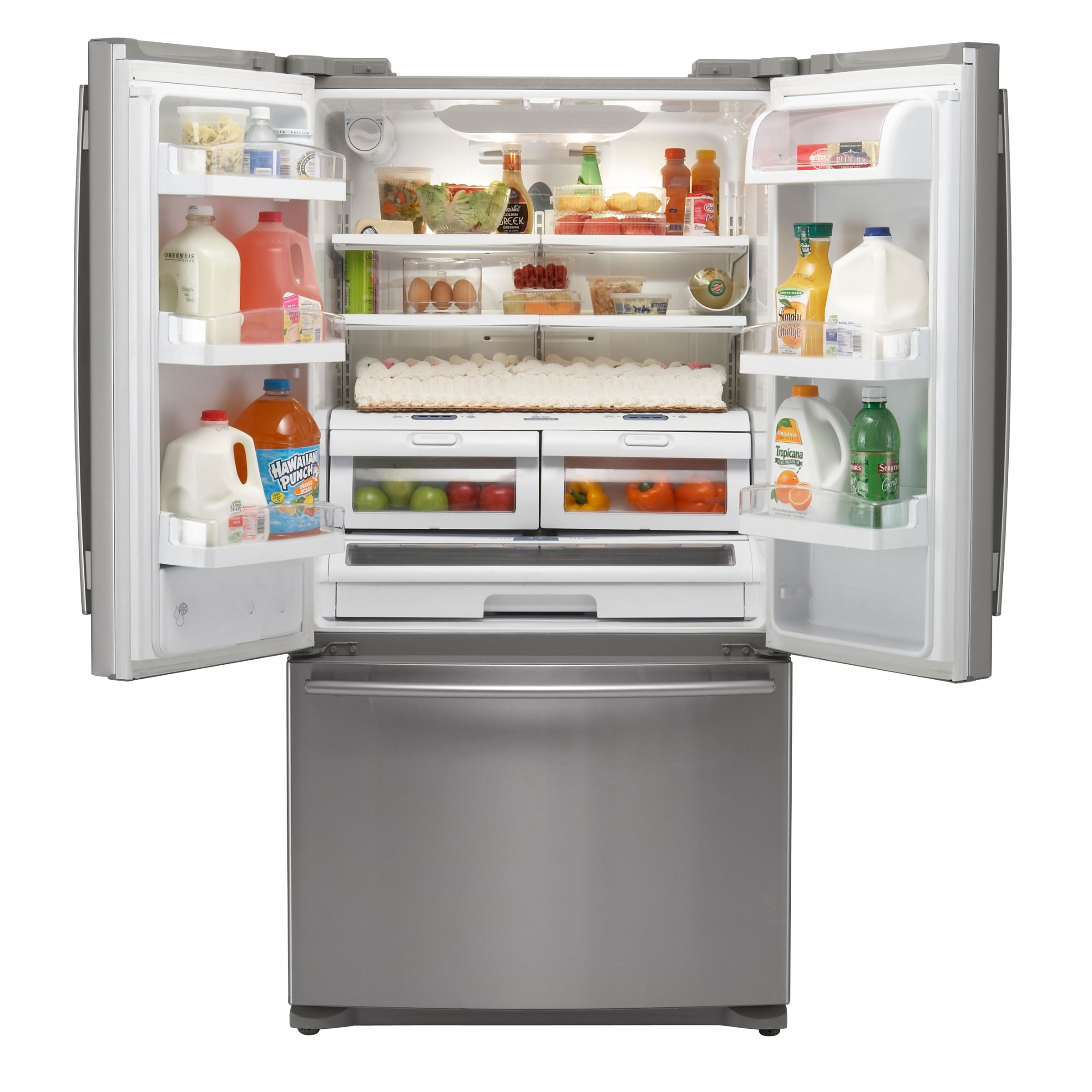 Kenmore Elite 21.0 cu. ft. Bottom Freezer Refrigerator