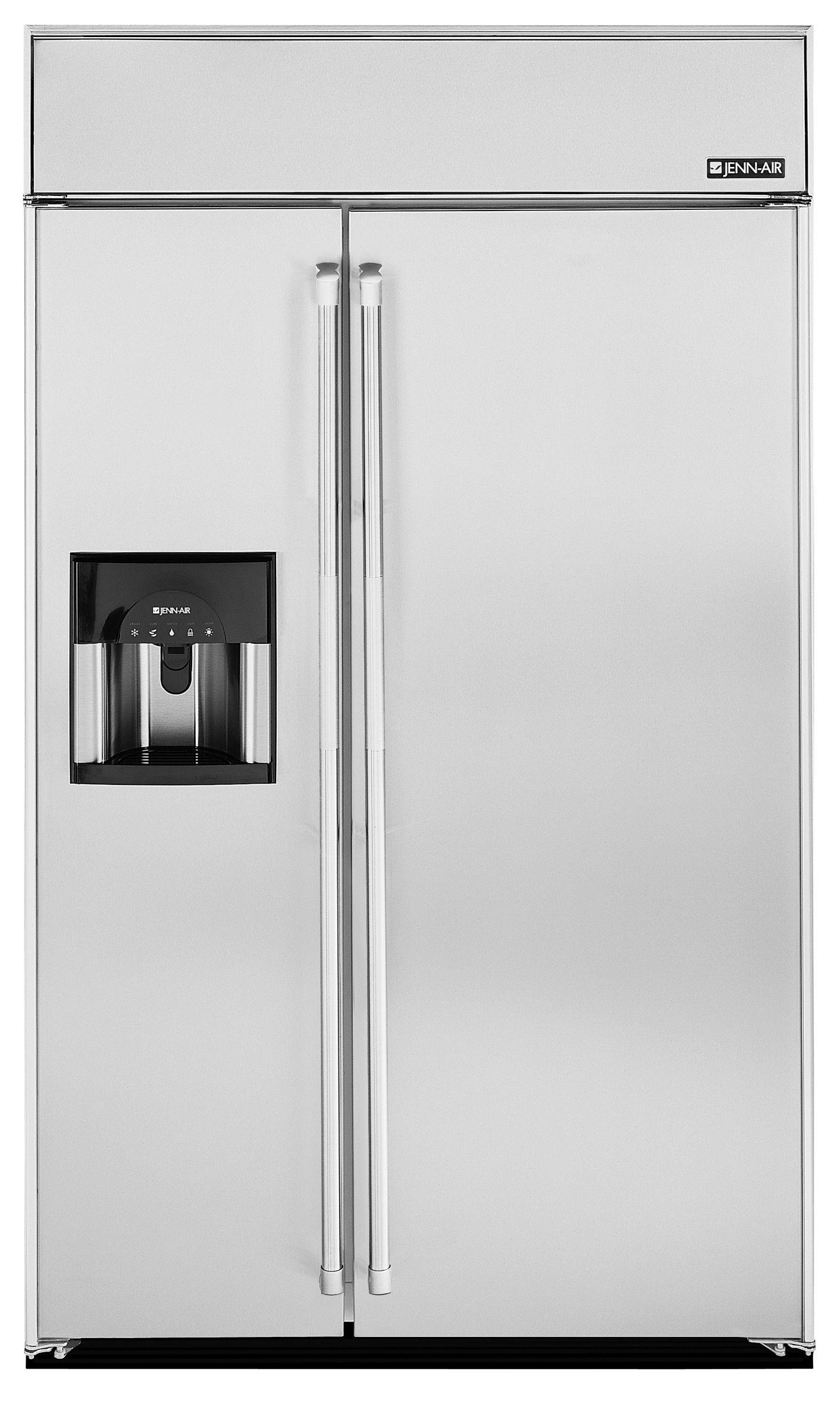Jenn Air Built In Refrigerator Parts Model Js42ppdbda