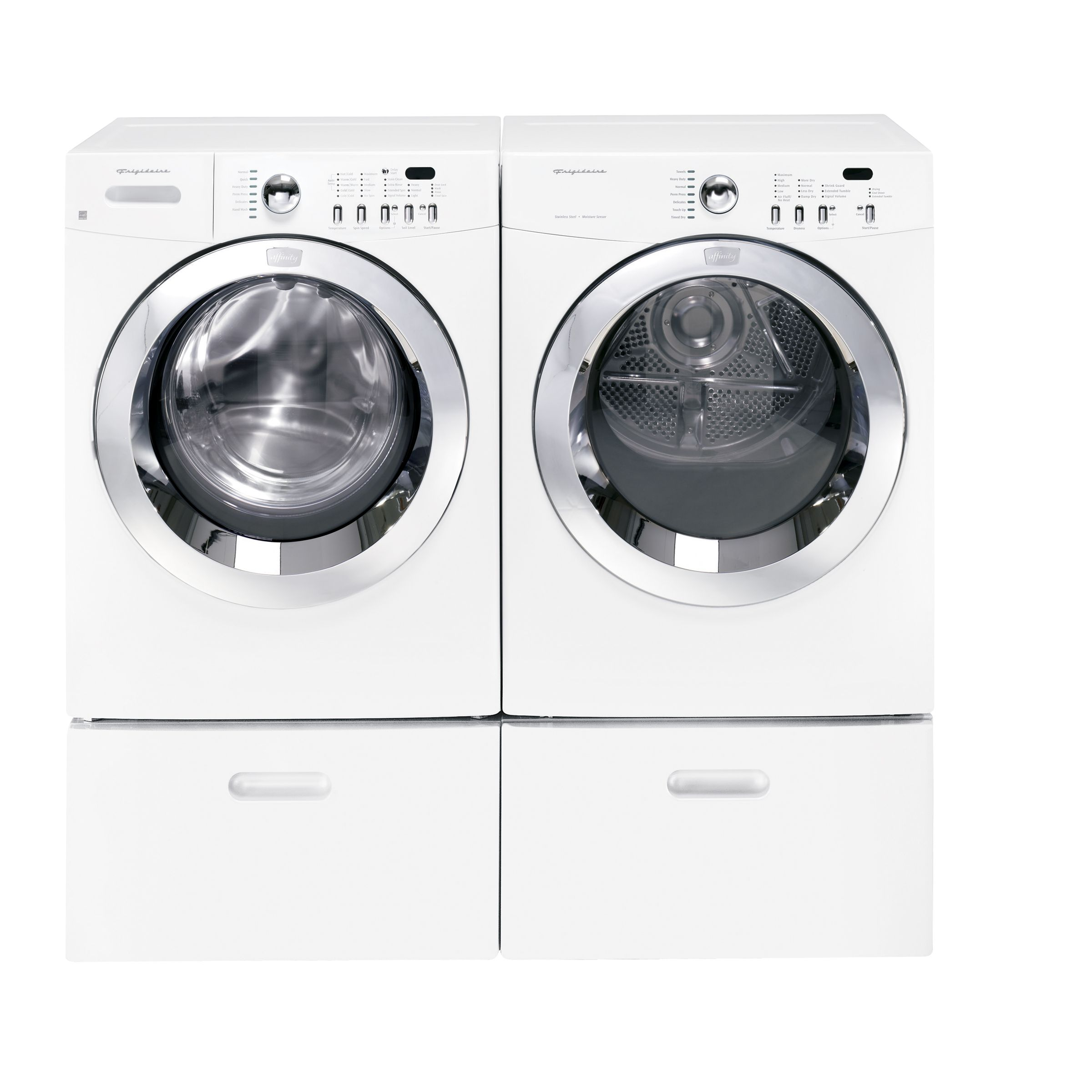 Frigidaire Affinity 3.0 cu. ft. Front-Load King Size Capacity Washing Machine (ATF6700F)
