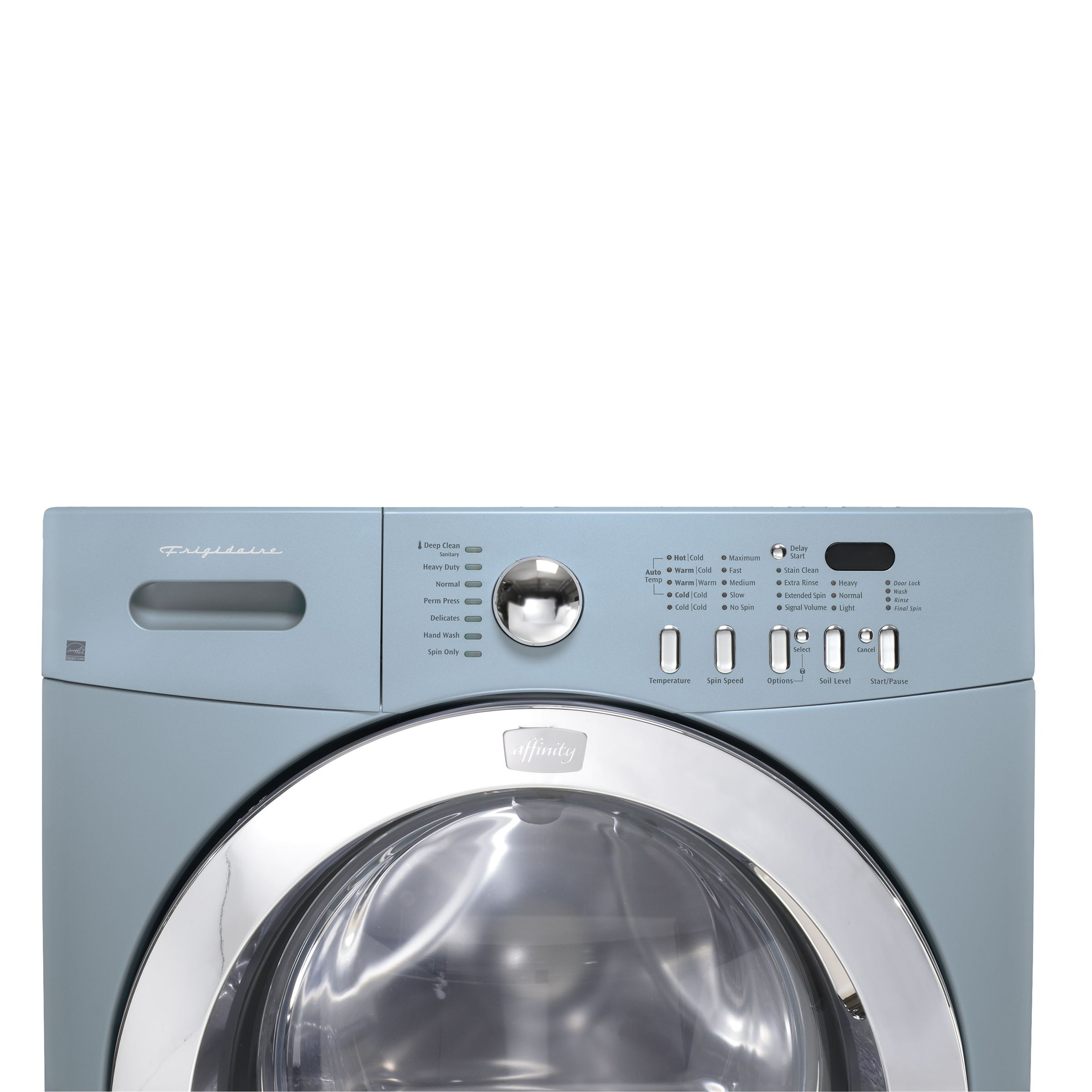 Frigidaire Affinity 3.0 cu. ft. Front-Load King Size Capacity Washing Machine (ATF8000F)