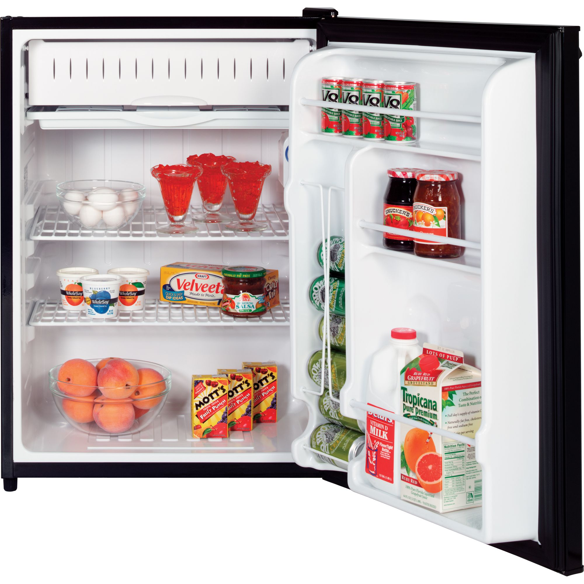 GE 6.0 cu. ft. SpaceMaker® Compact Refrigerator (GMR06AAP)