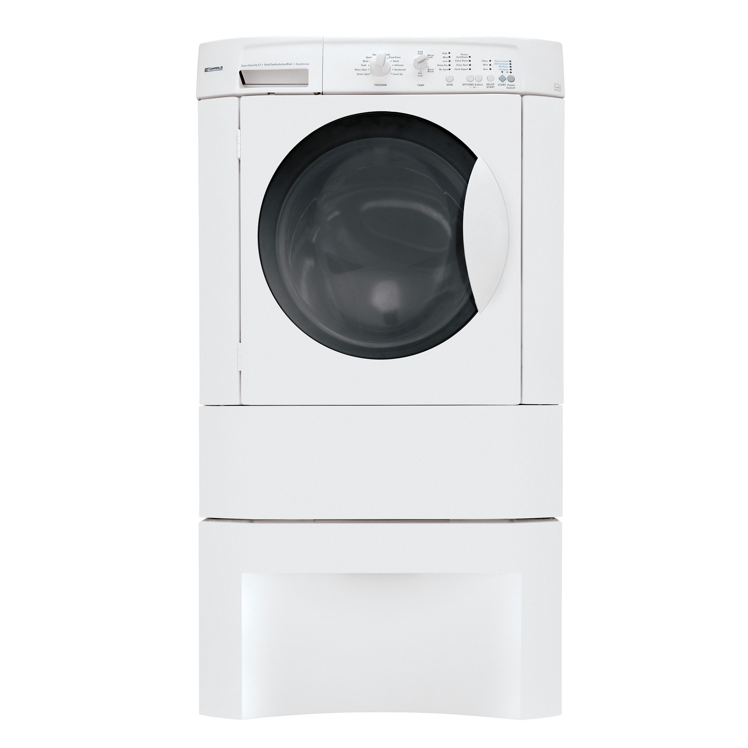 Kenmore High-Efficiency 3.5 cu. ft. I.E.C. Front-Load Super Capacity Washing Machine (4810)