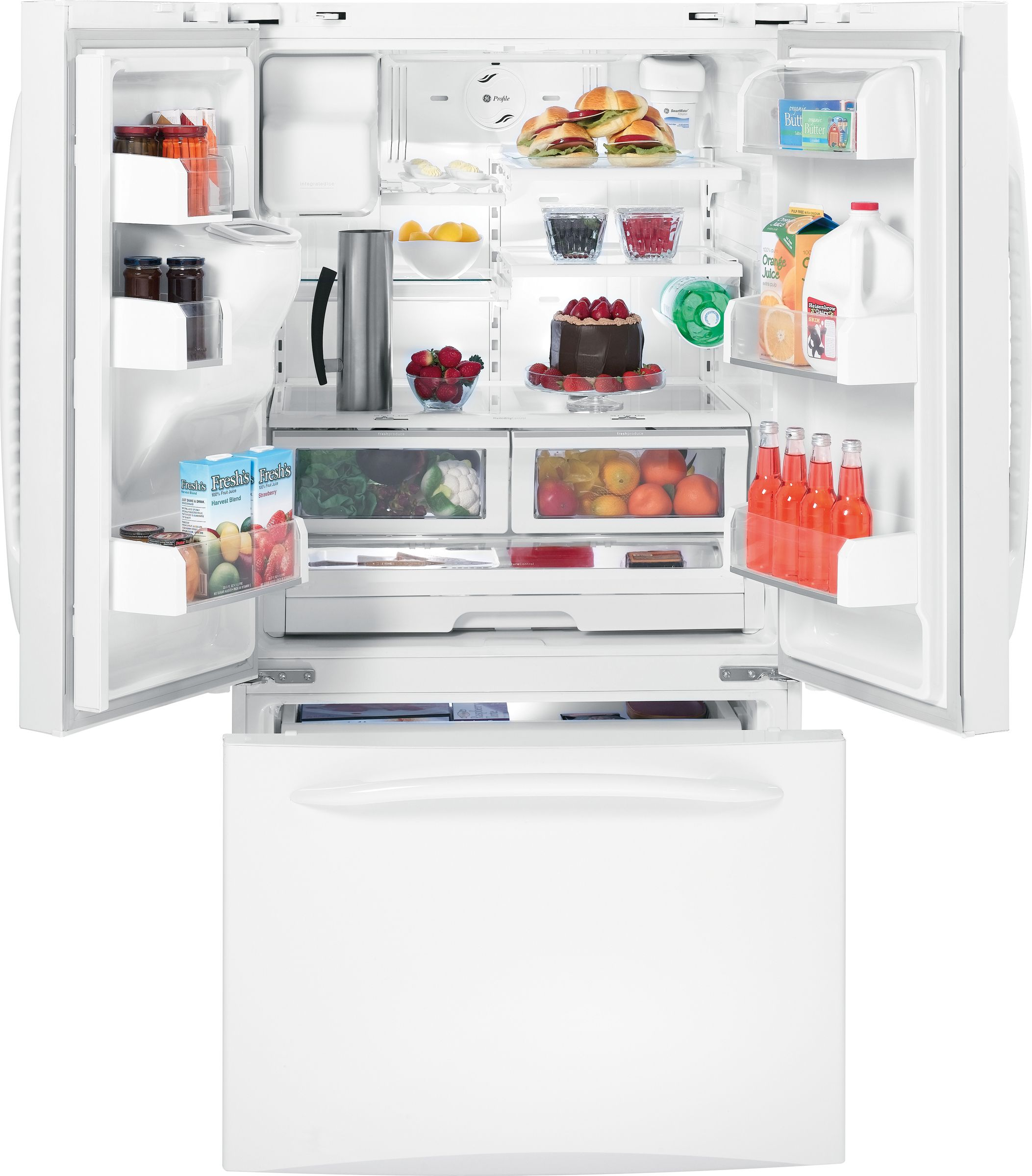 GE 25.5 cu. ft. French Door Refrigerator