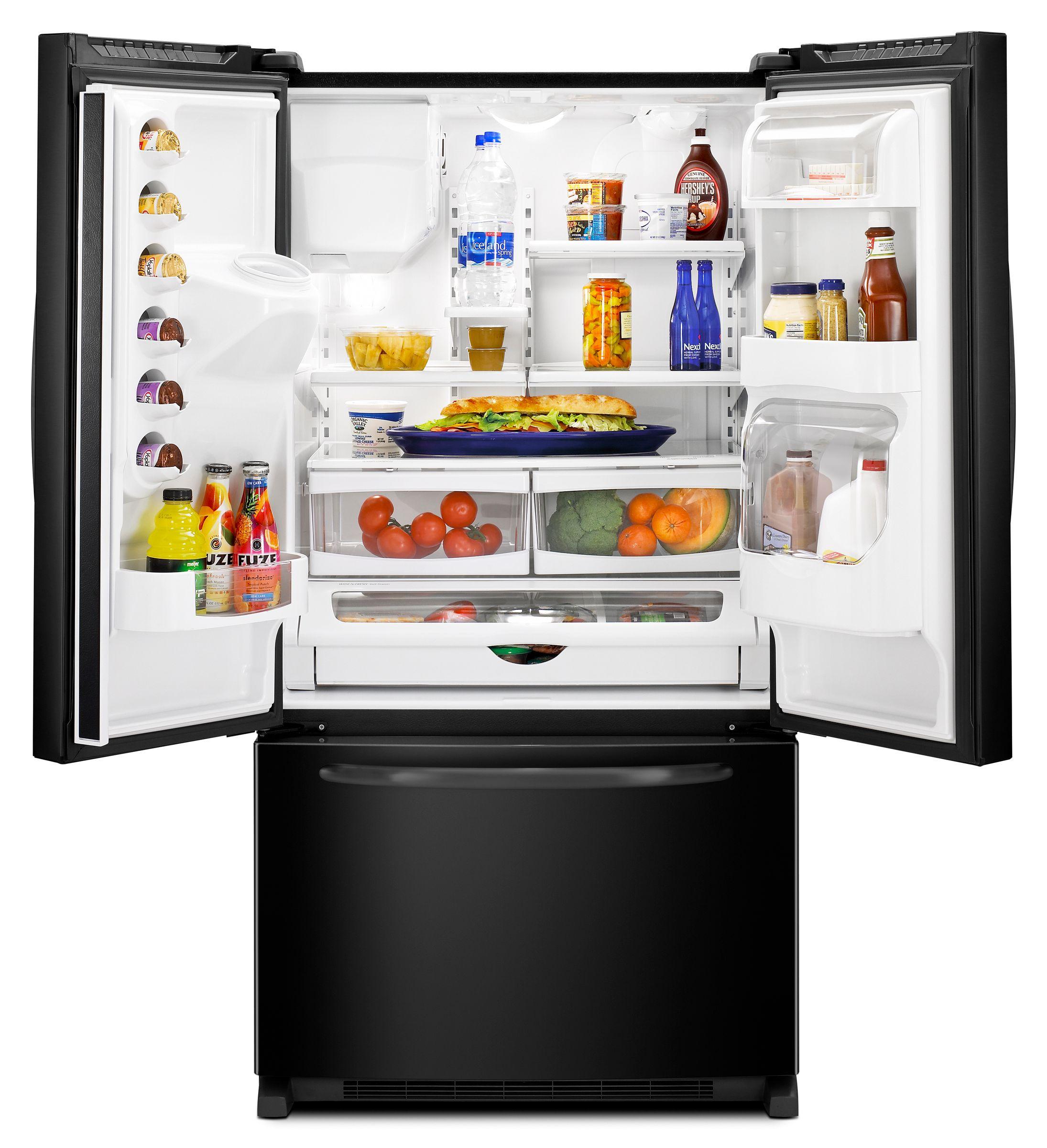 Maytag 24.9 cu. ft. French-Door Refrigerator w/  Ice & Water Dispenser (MFI2569)