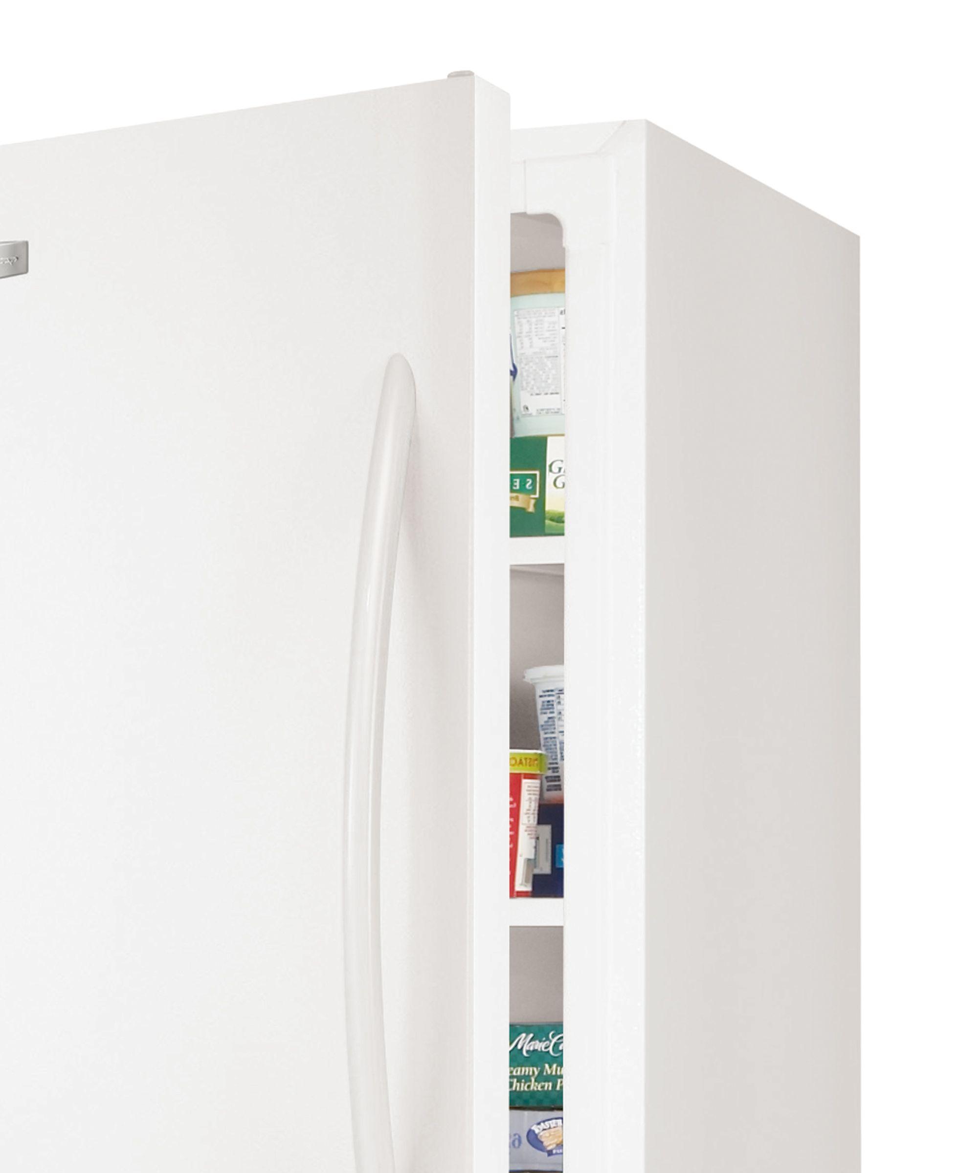 Frigidaire 16.7 cu. ft. Upright Freezer Convertible to All Refrigerator