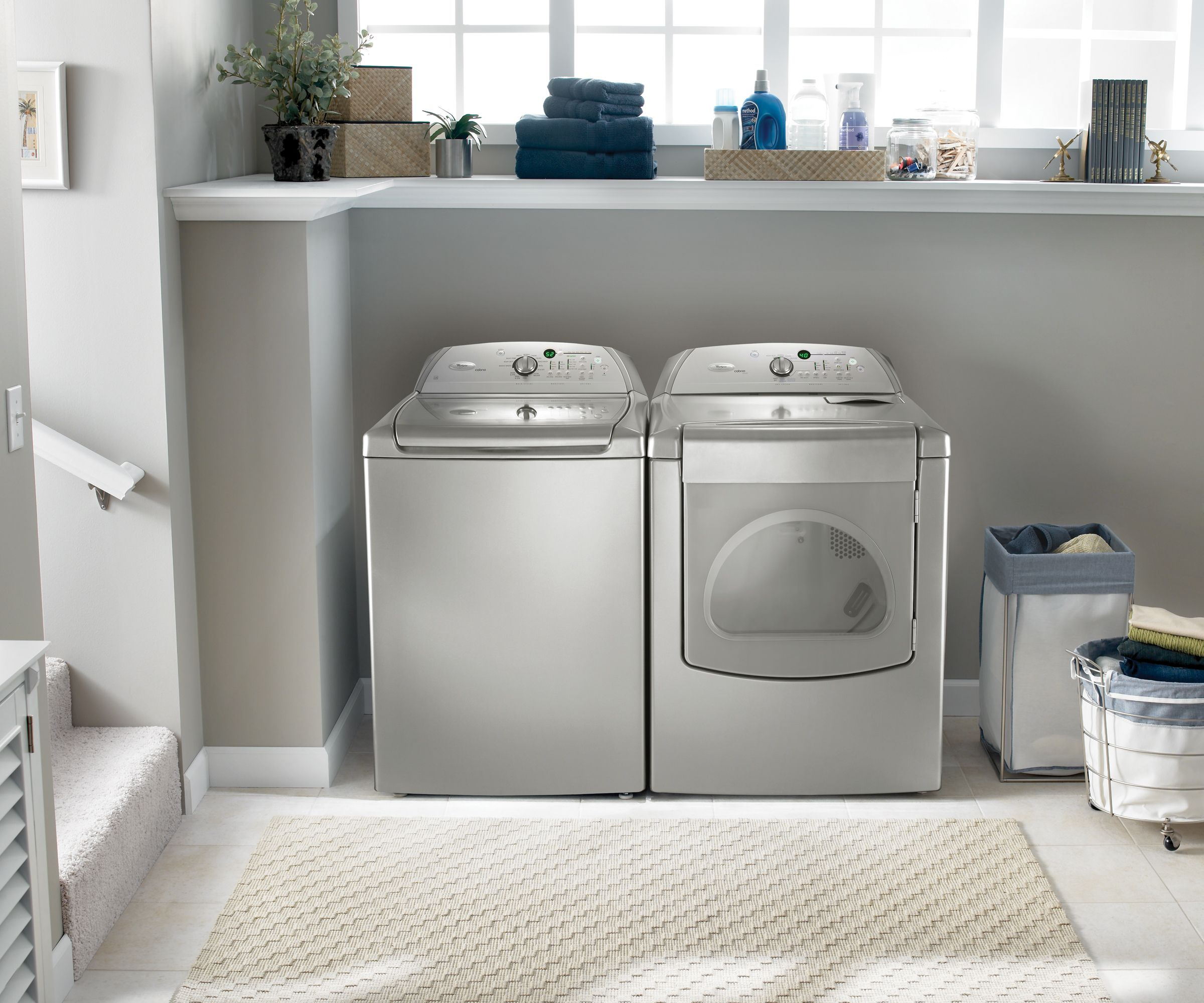 Whirlpool Cabrio™ 7.0 cu. ft. Electric Dryer - WED6600