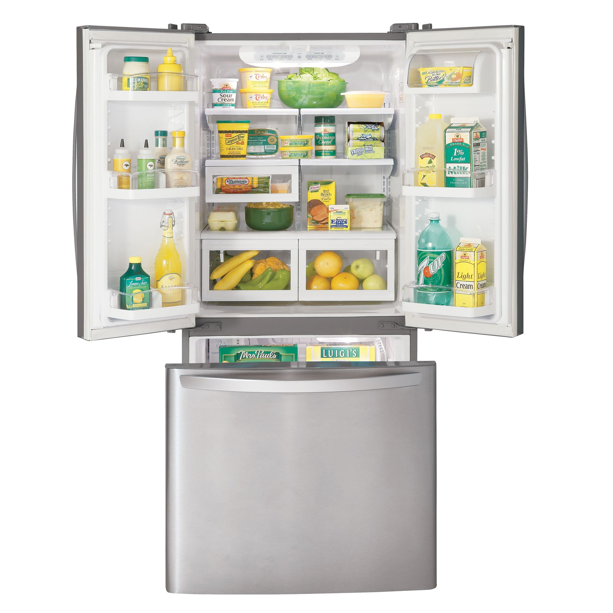 LG 23.0 cu. ft. French-Door Refrigerator