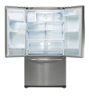 Samsung 29.0 cu. ft. French-Door Refrigerator w/ Premium External Water & Ice Dispenser (RFG297AAWP)